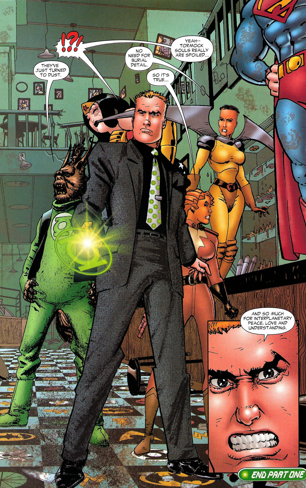 Read online Guy Gardner: Collateral Damage comic -  Issue #1 - 44