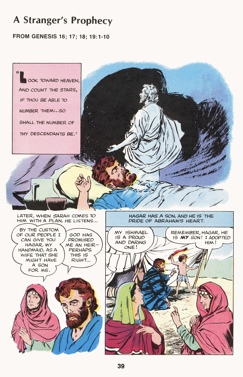 The Picture Bible issue TPB (Part 1) - Page 41