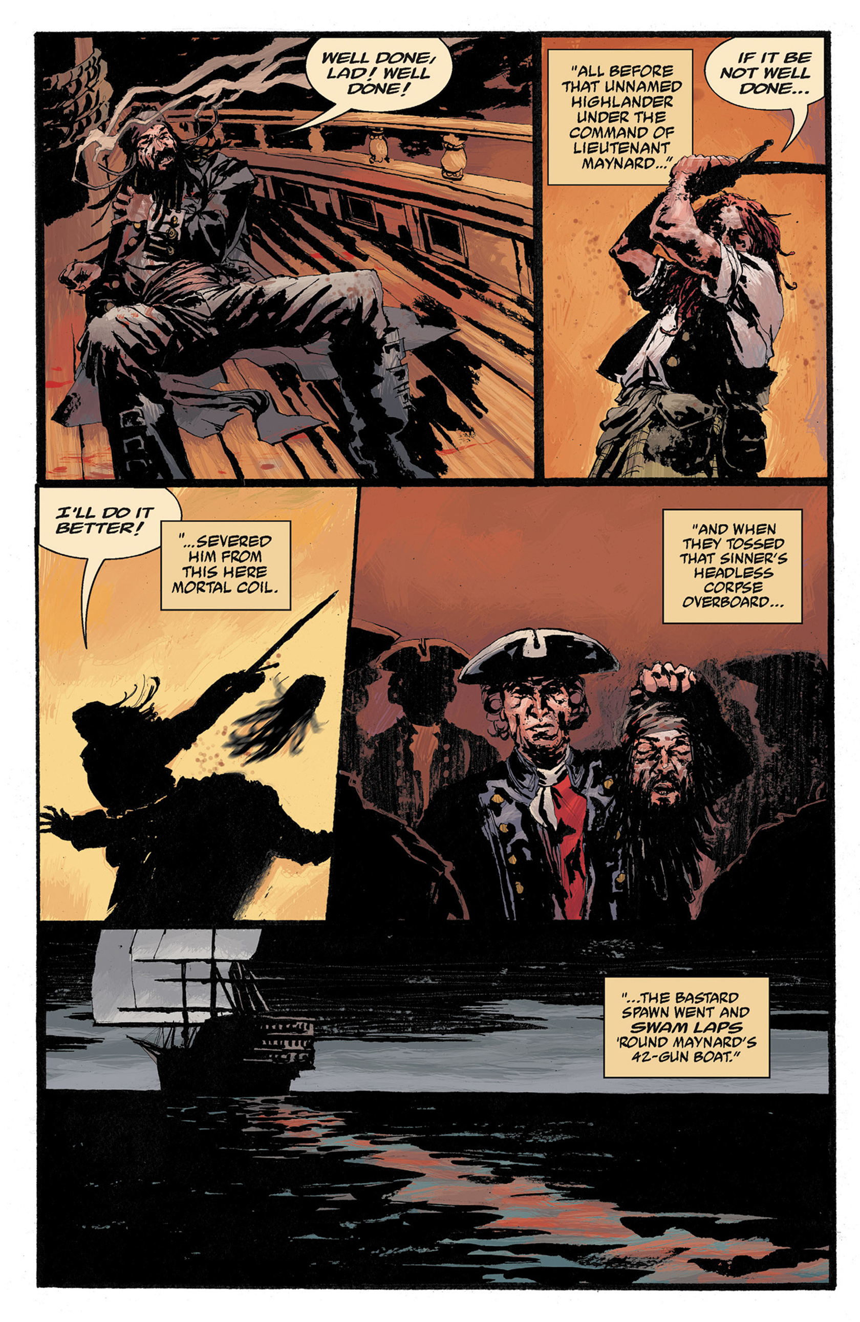 Read online Hellboy: The Crooked Man and Others comic -  Issue # TPB - 94