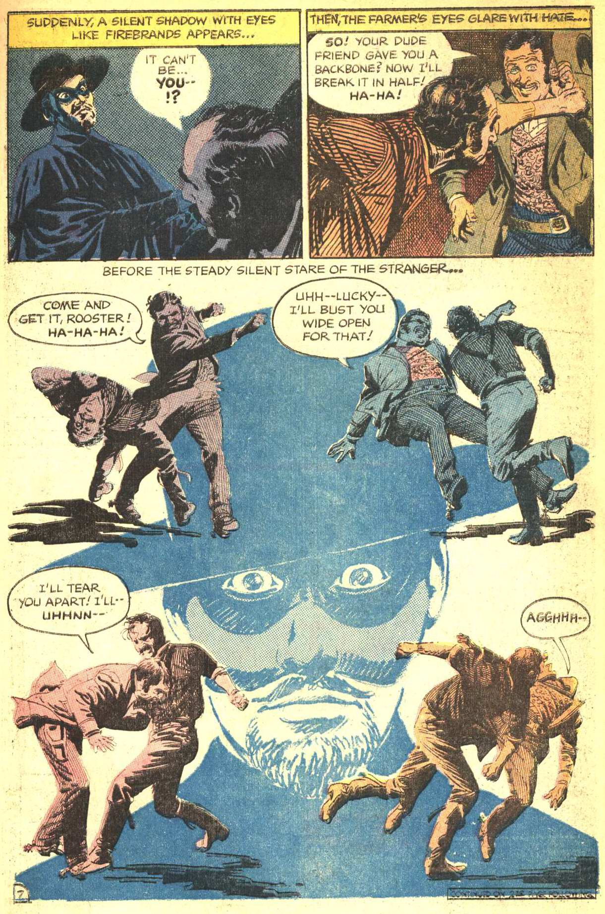 Read online All-Star Western (1970) comic -  Issue #4 - 24