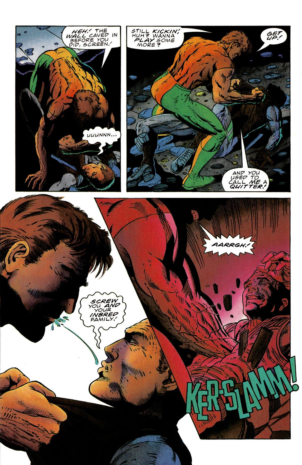 Read online Harbinger (1992) comic -  Issue #25 - 8
