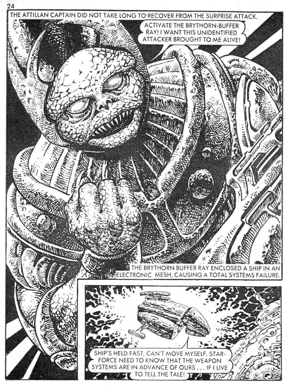 Starblazer issue 87 - Page 24