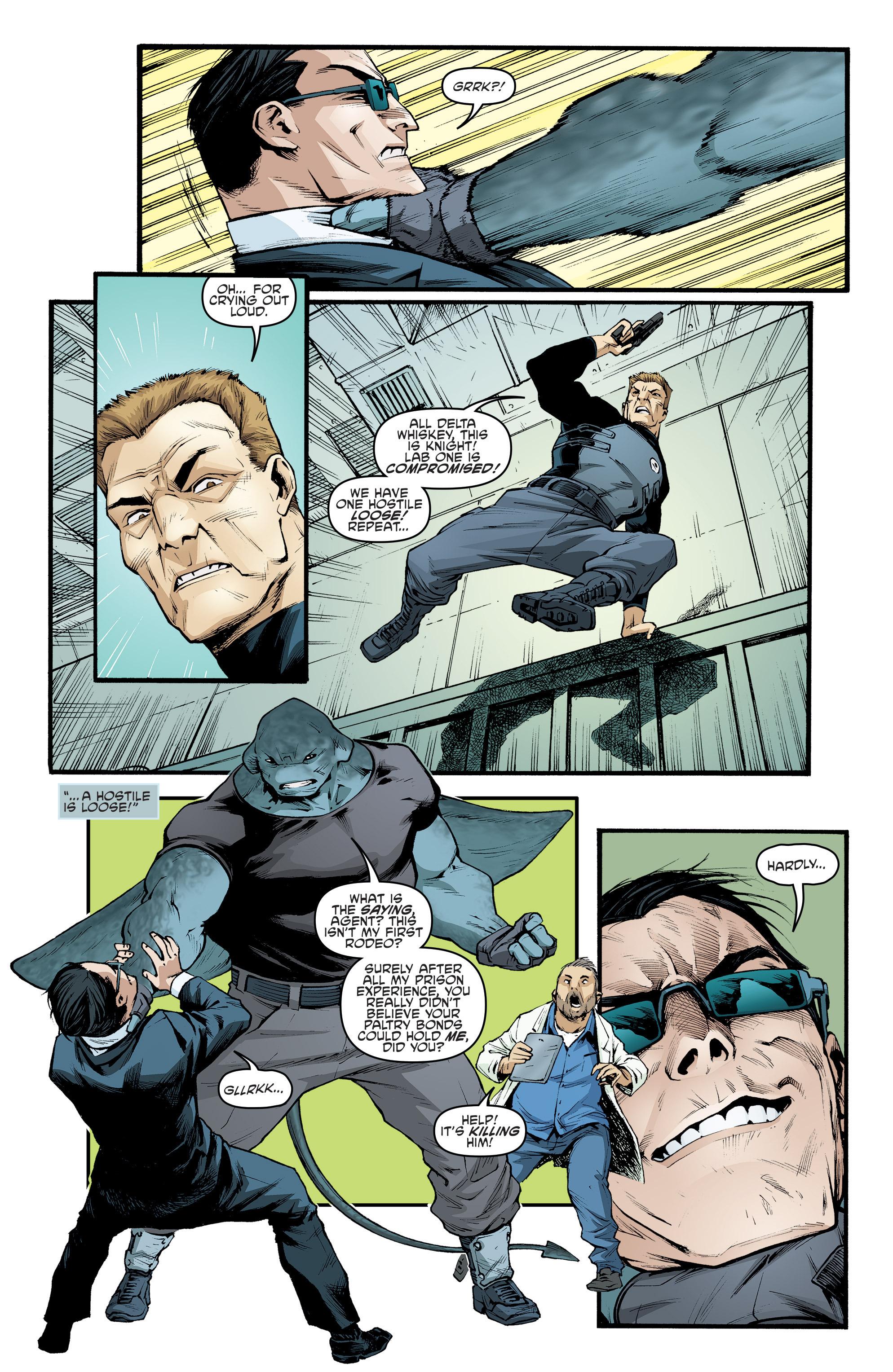 Read online Teenage Mutant Ninja Turtles (2011) comic -  Issue #68 - 13