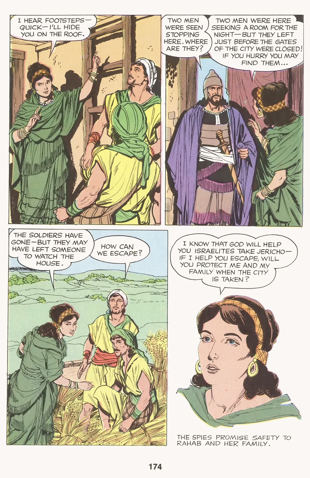 The Picture Bible issue TPB (Part 2) - Page 77