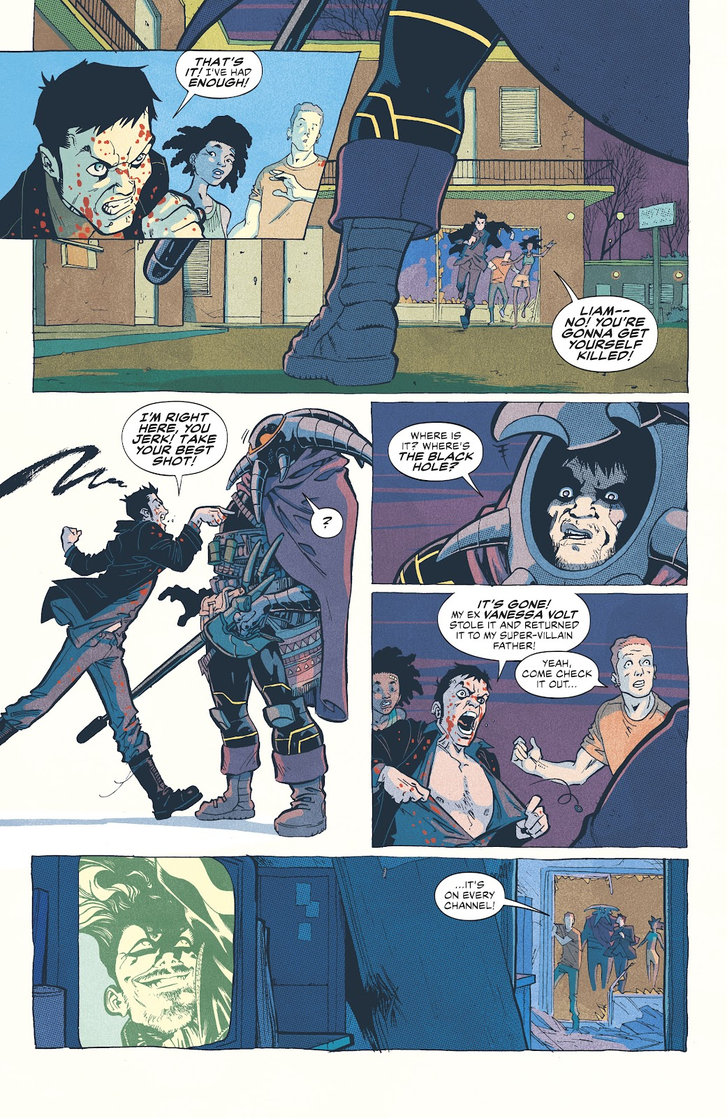 Collapser issue 6 - Page 6