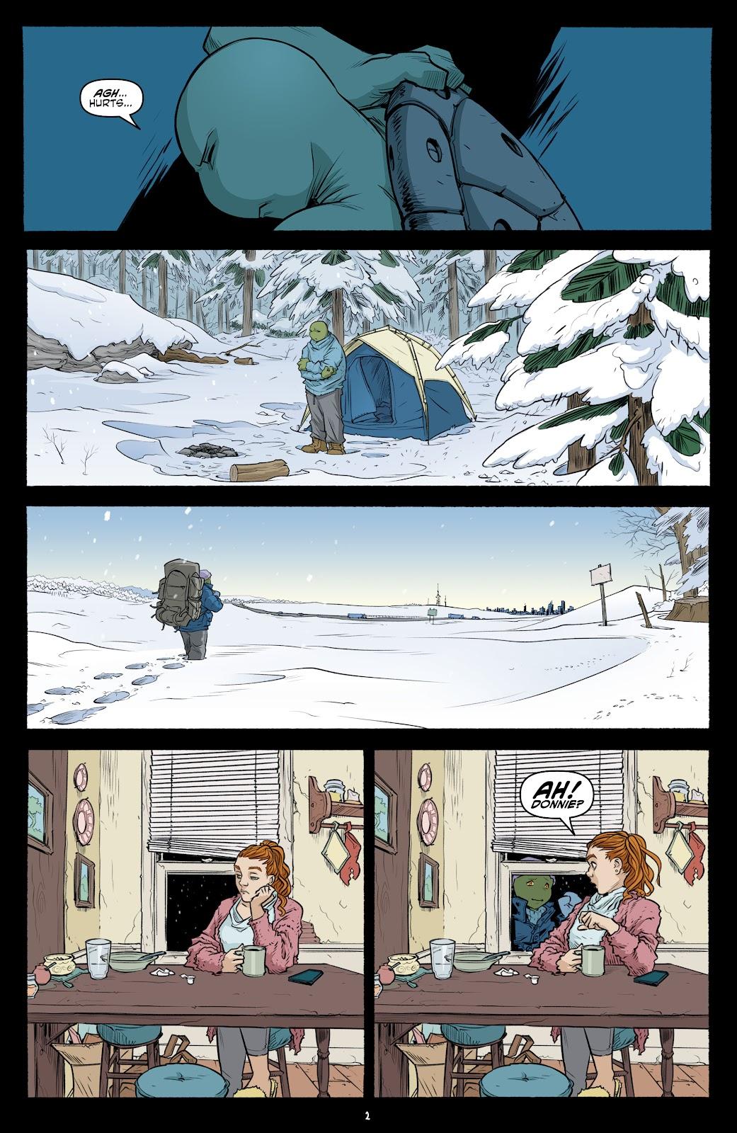 Read online Teenage Mutant Ninja Turtles (2011) comic -  Issue #103 - 4