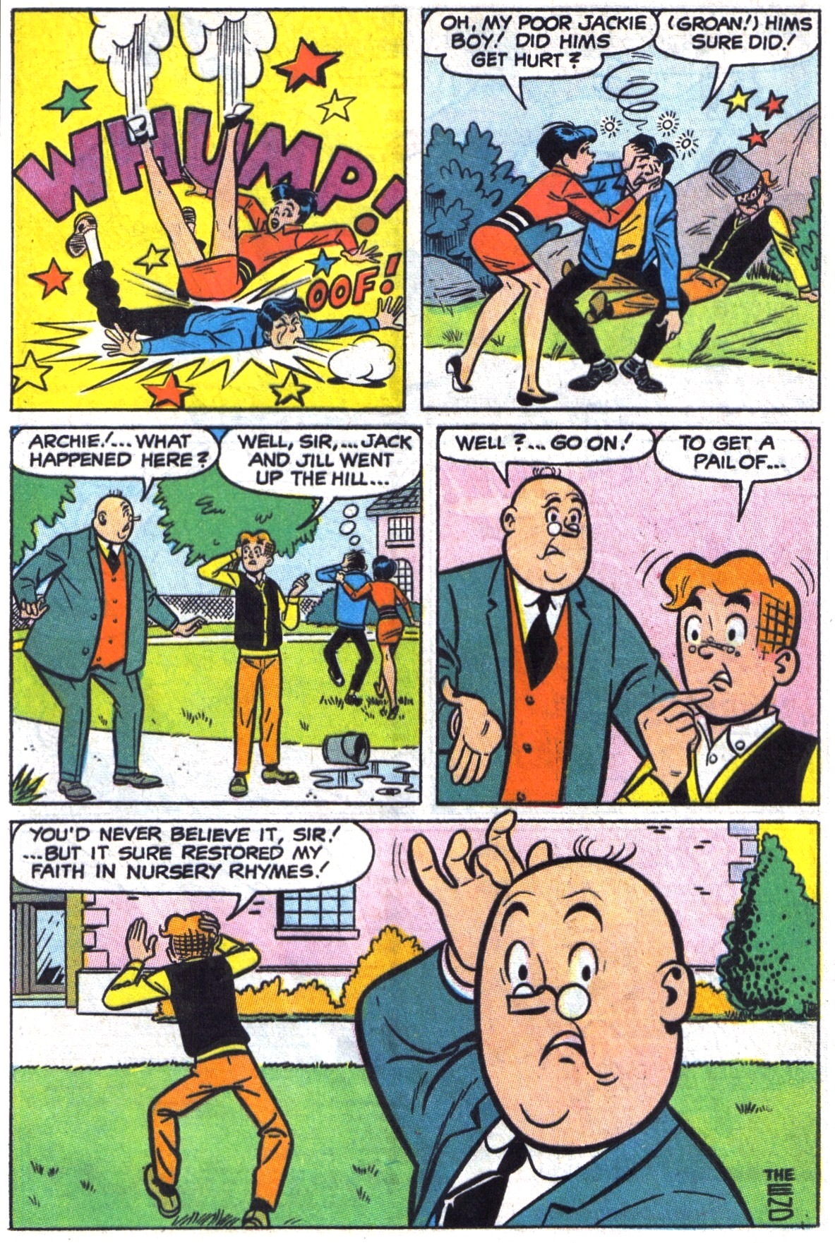 Read online Archie (1960) comic -  Issue #190 - 24