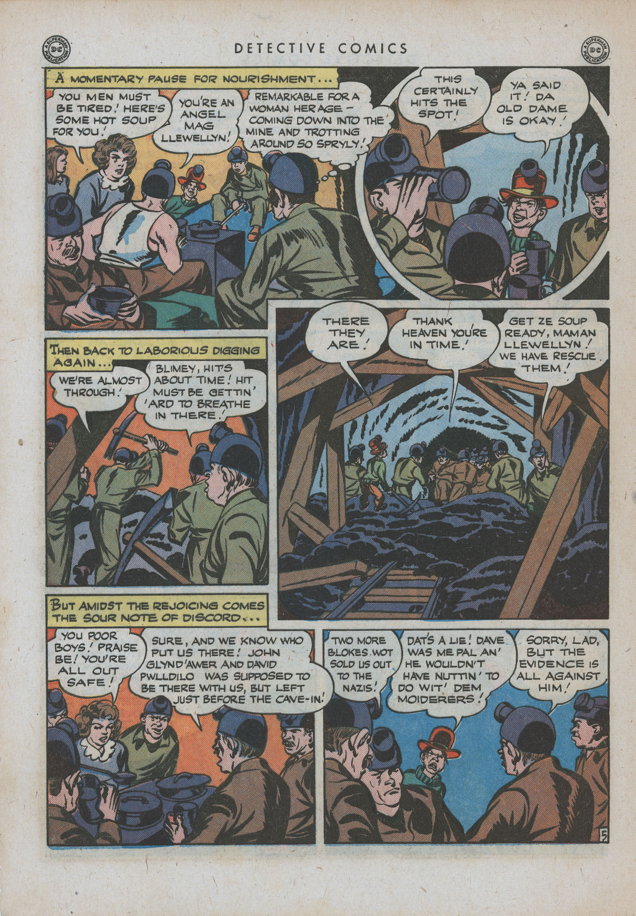 Read online Detective Comics (1937) comic -  Issue #88 - 50
