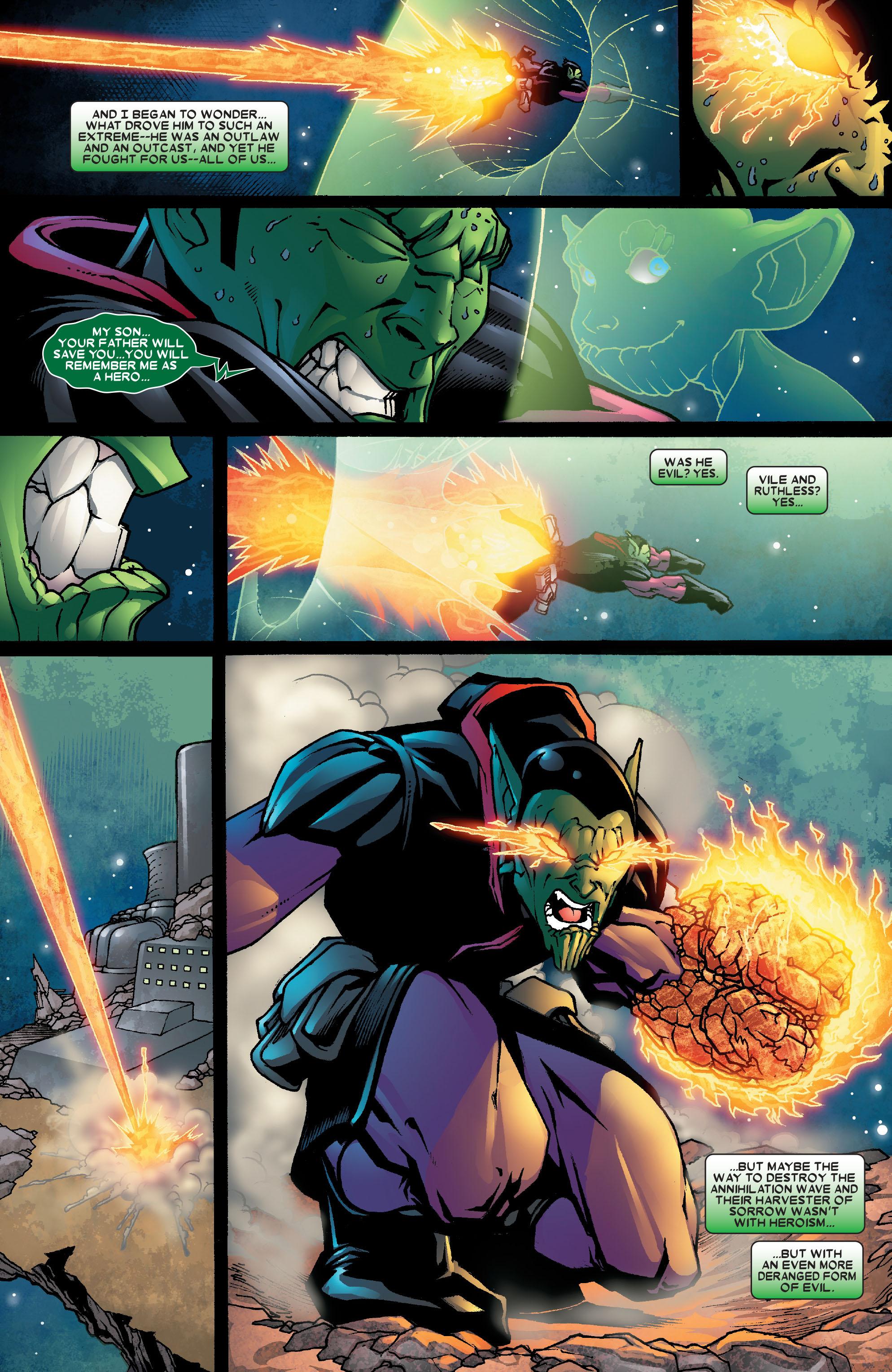 Read online Annihilation: Super-Skrull comic -  Issue #2 - 11