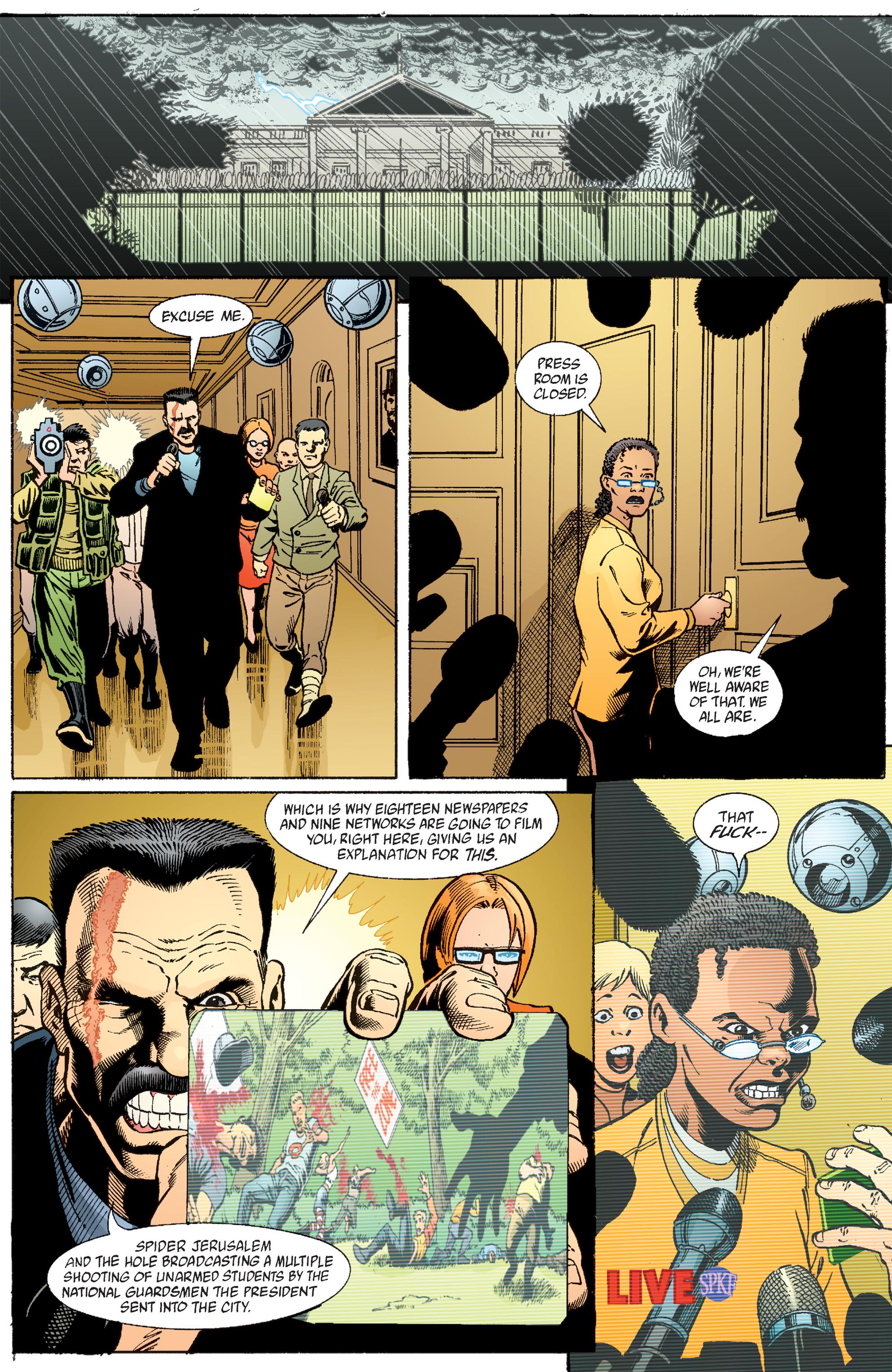 Read online Transmetropolitan comic -  Issue #57 - 9