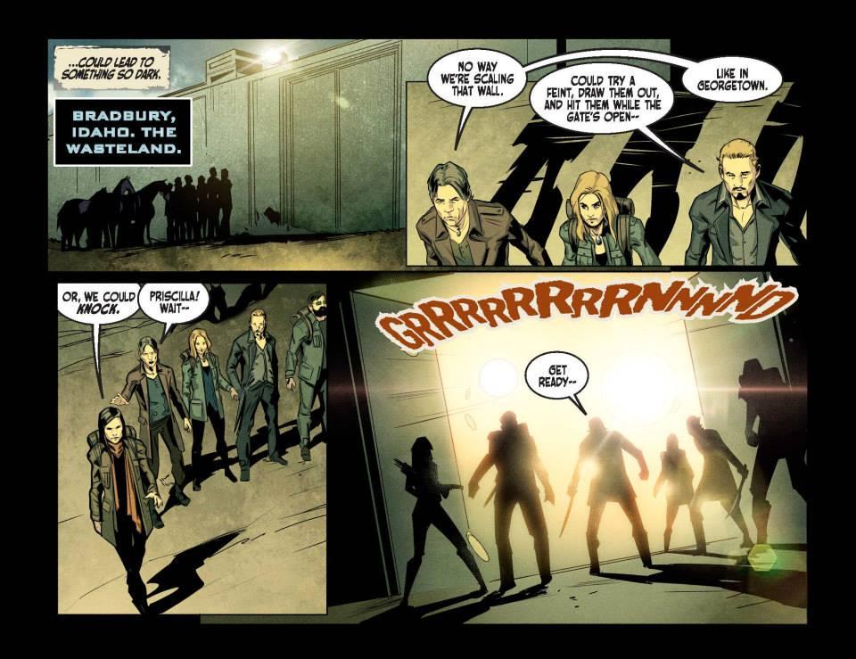 Read online Revolution (2015) comic -  Issue #2 - 14