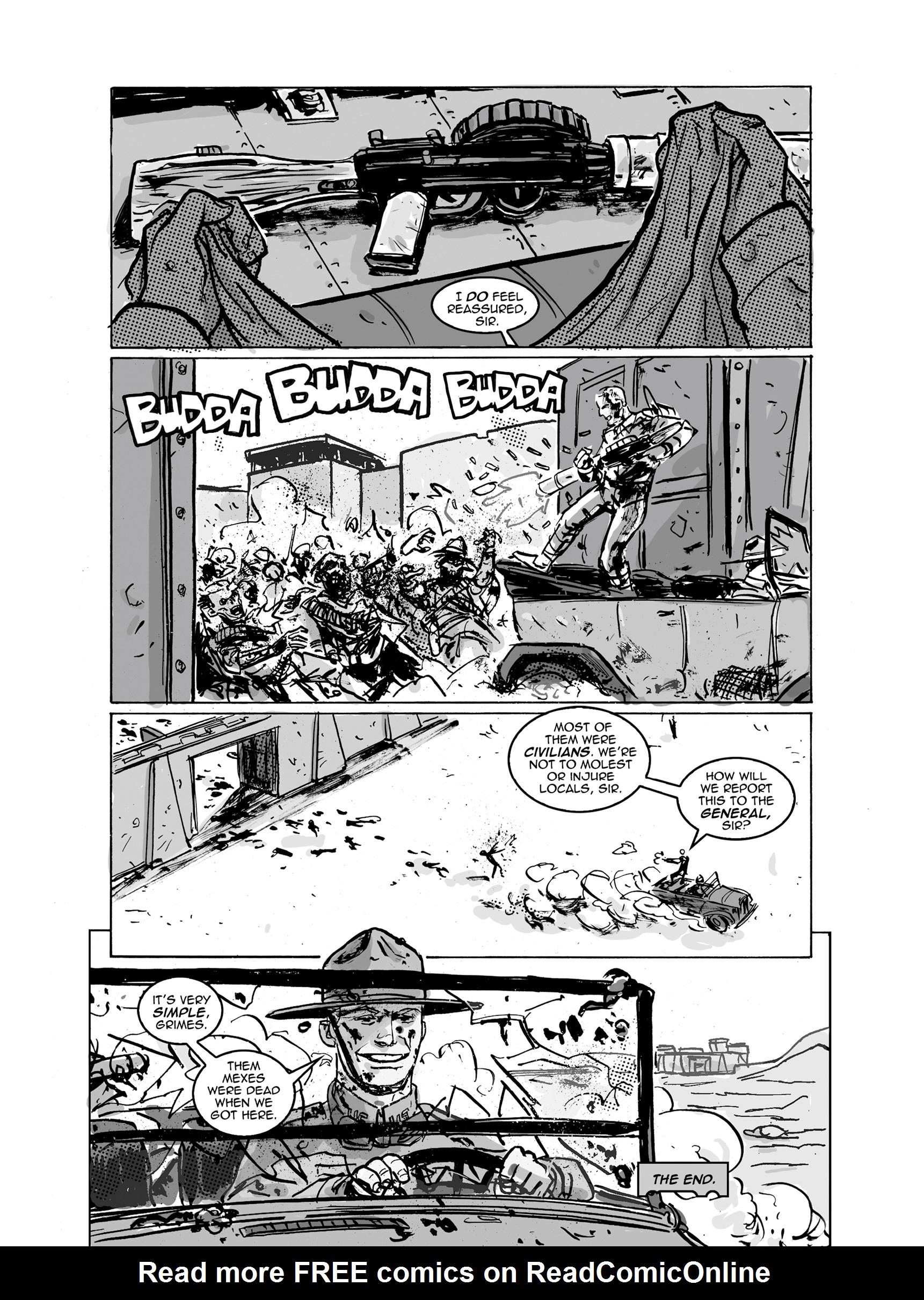 Read online FUBAR comic -  Issue #3 - 220