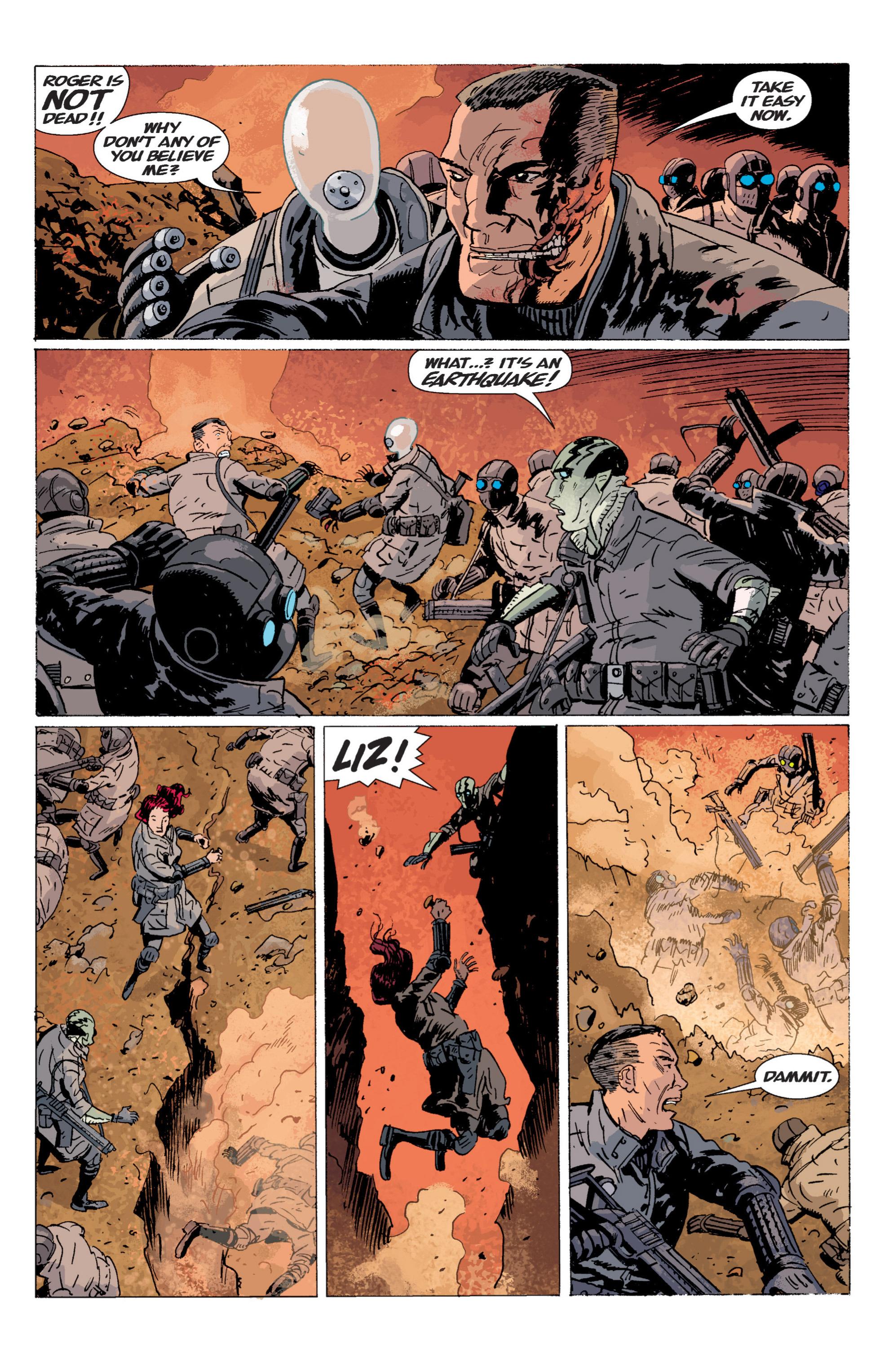 Read online B.P.R.D. (2003) comic -  Issue # TPB 5 - 140