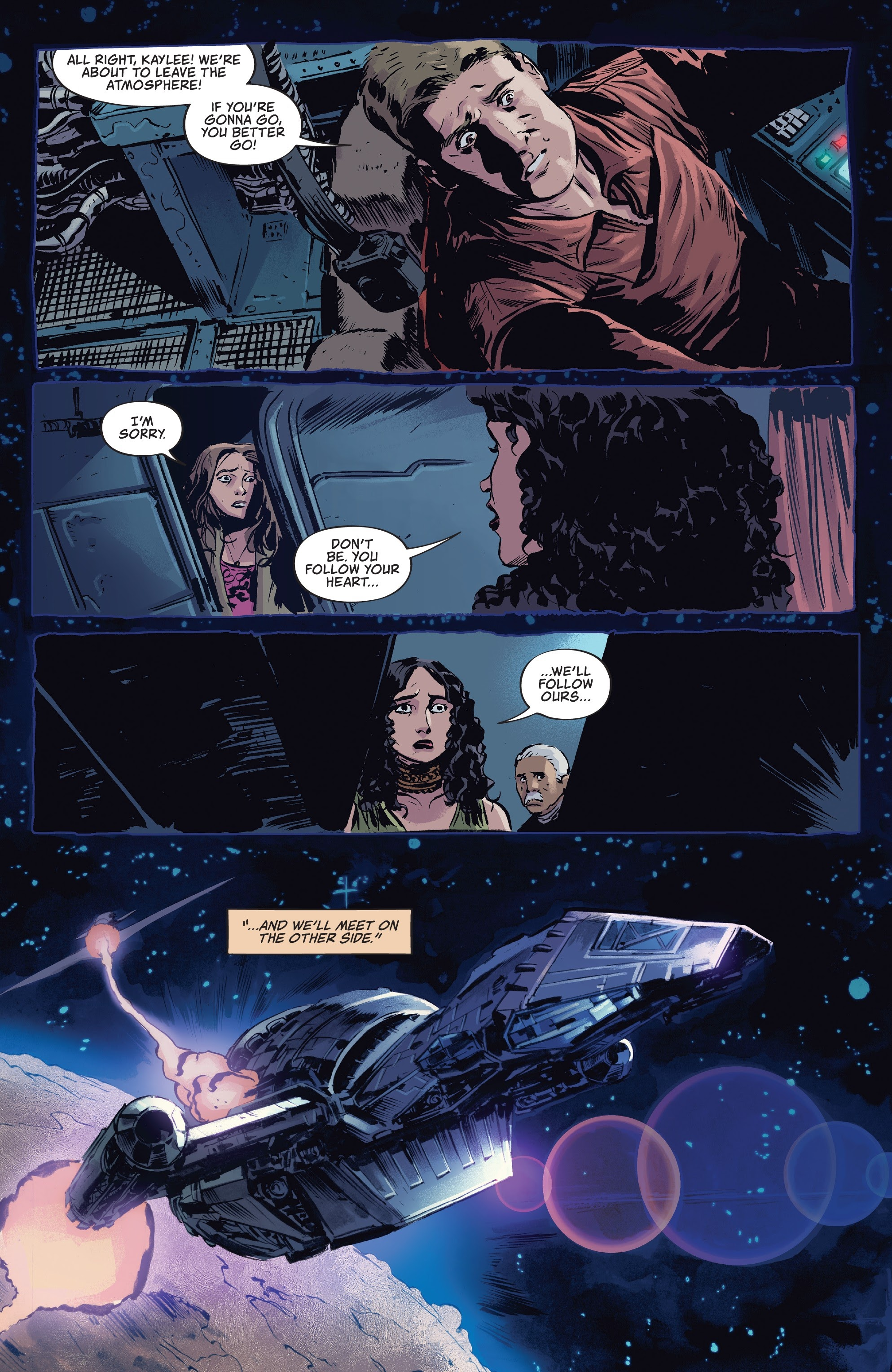 Read online Firefly comic -  Issue #7 - 7