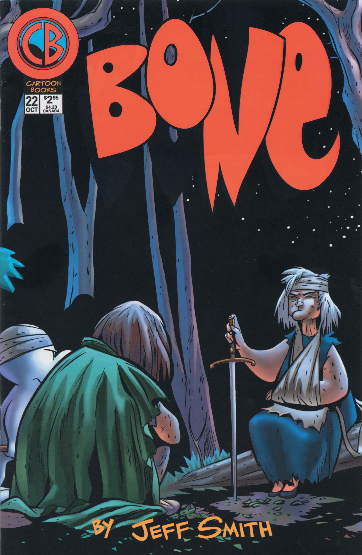Bone 1991 Issue 22