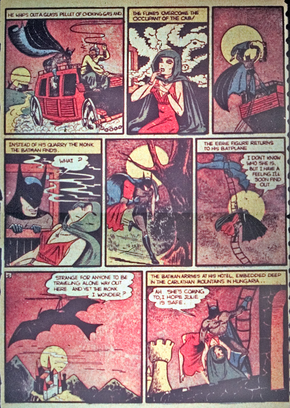 Detective Comics (1937) 32 Page 3