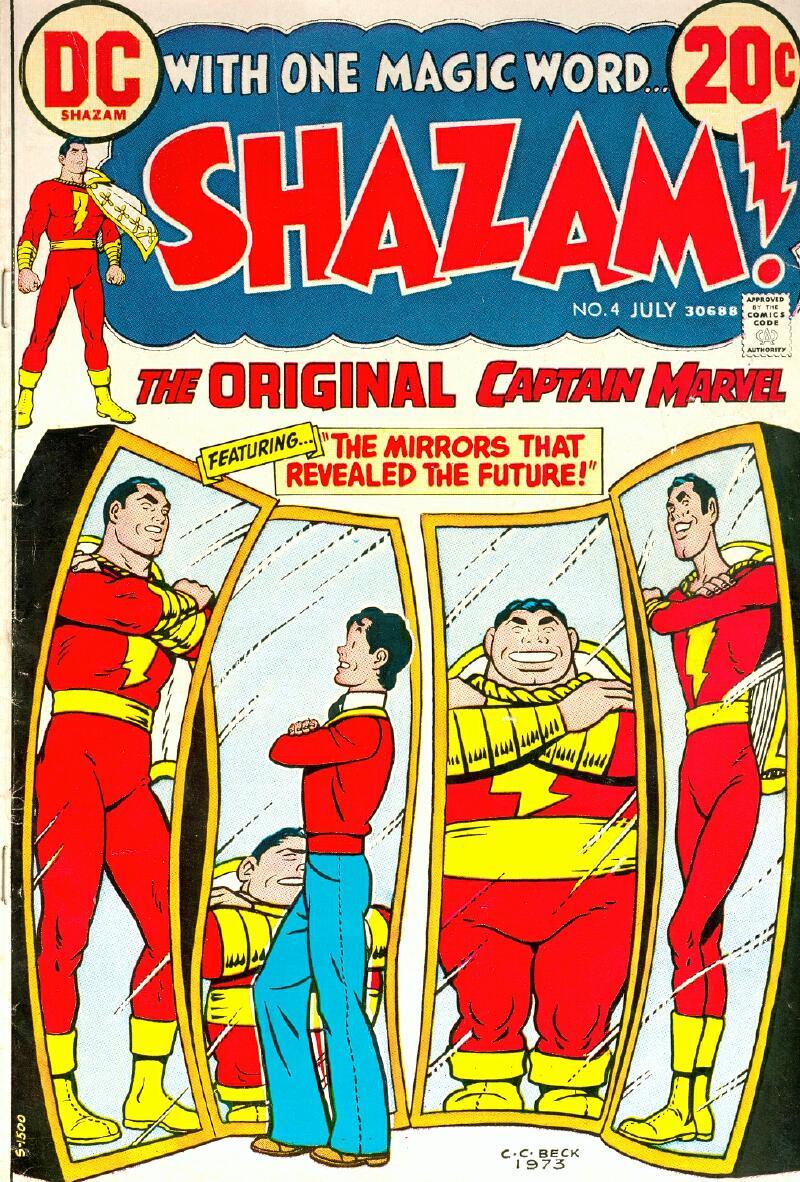 Read online Shazam! (1973) comic -  Issue #4 - 1