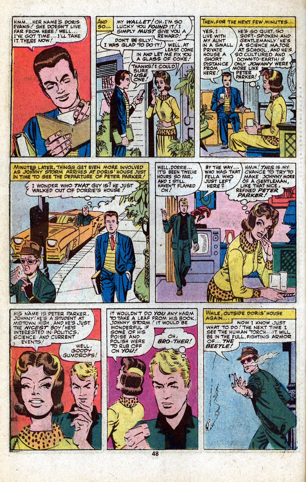 Giant-Size Spider-Man (1974) issue 5 - Page 50