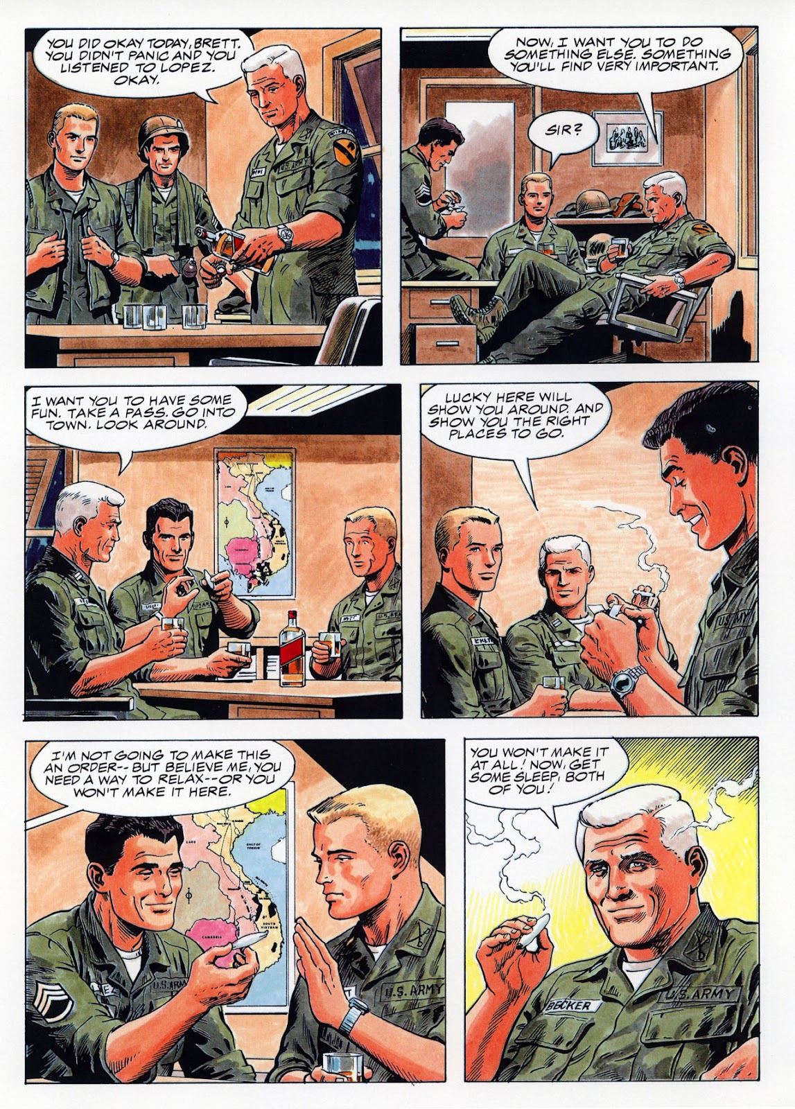 Epic Graphic Novel: Hearts and Minds issue Full - Page 26