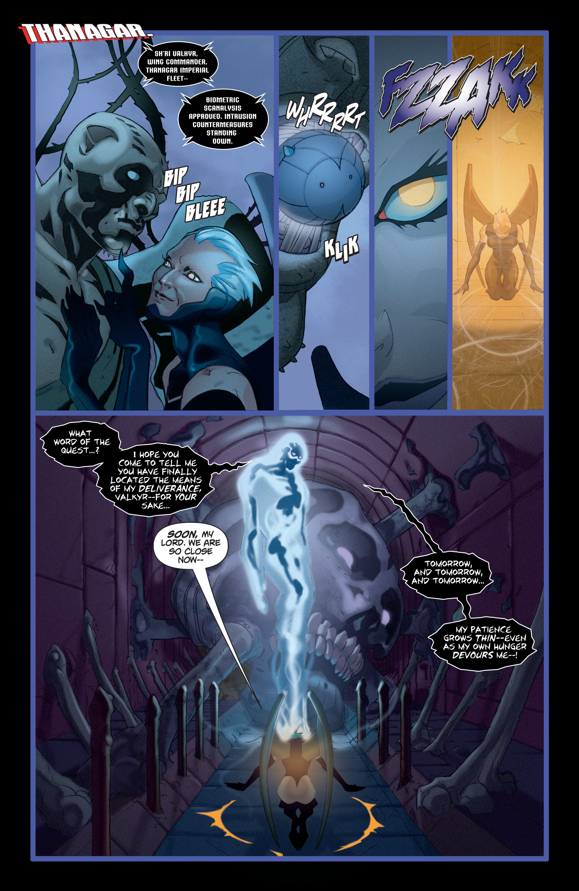 Read online Adam Strange (2004) comic -  Issue #4 - 15