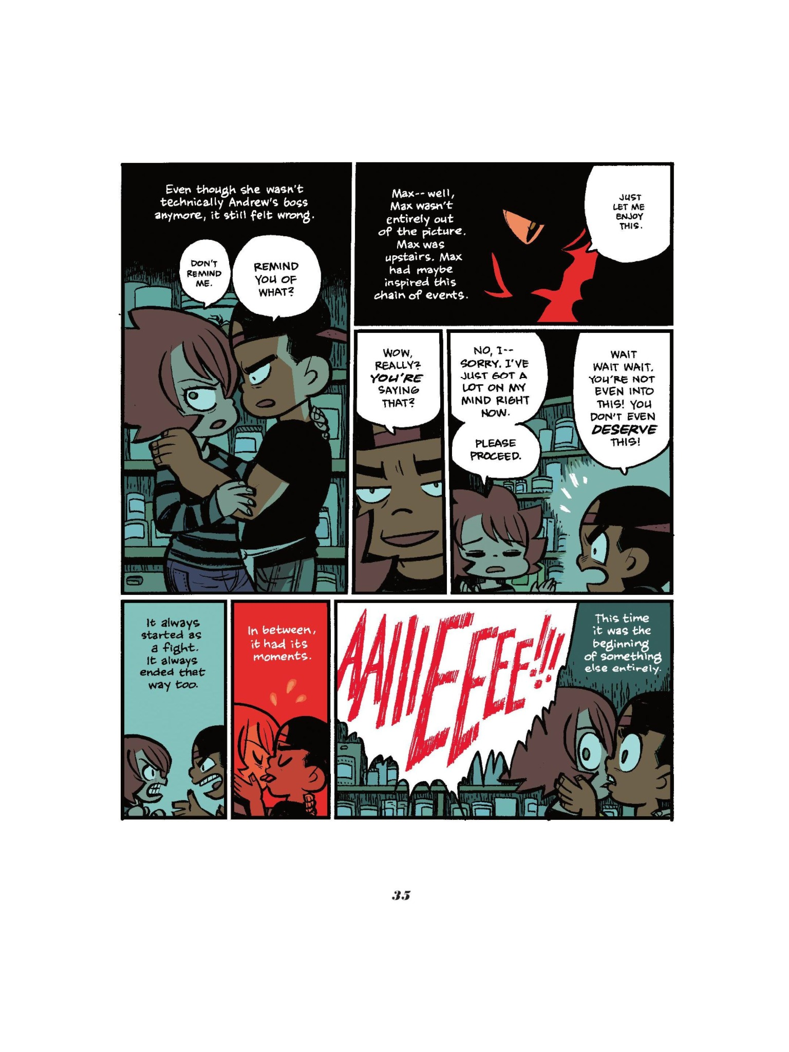 Read online Seconds comic -  Issue # Full - 37