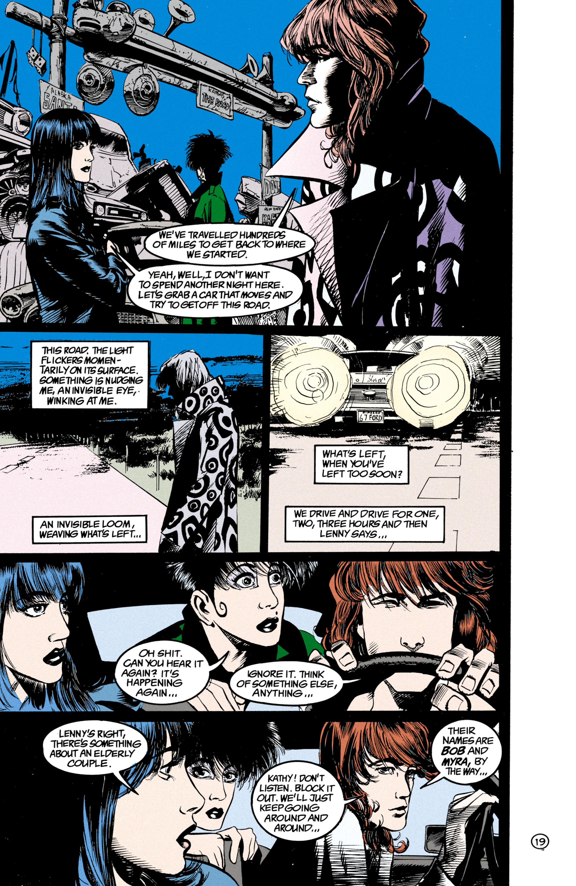 Read online Shade, the Changing Man comic -  Issue #23 - 20