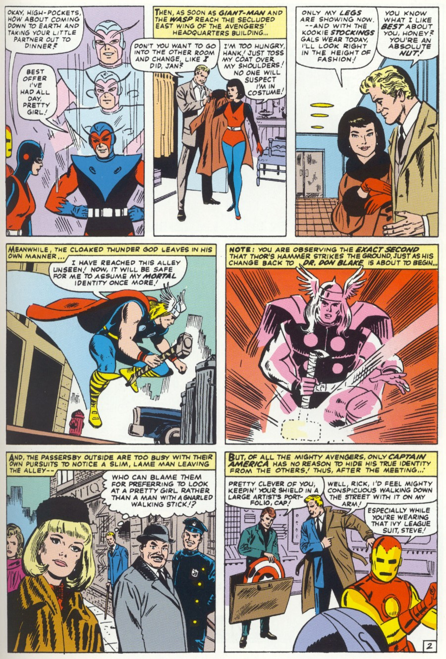 The Avengers (1963) 15 Page 2