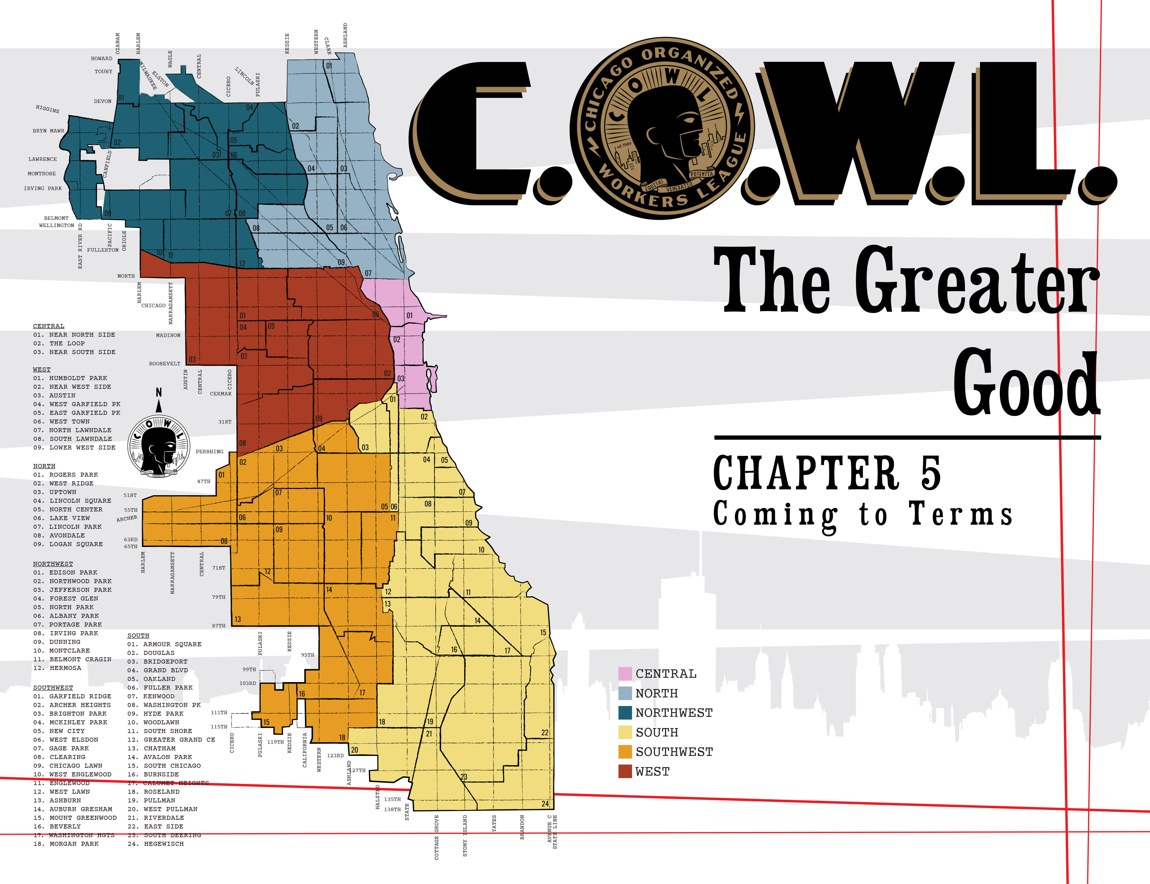 Read online C.O.W.L. comic -  Issue #11 - 4