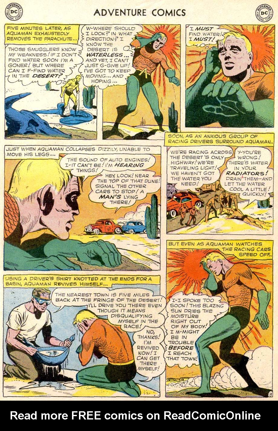 Read online Adventure Comics (1938) comic -  Issue #256 - 20