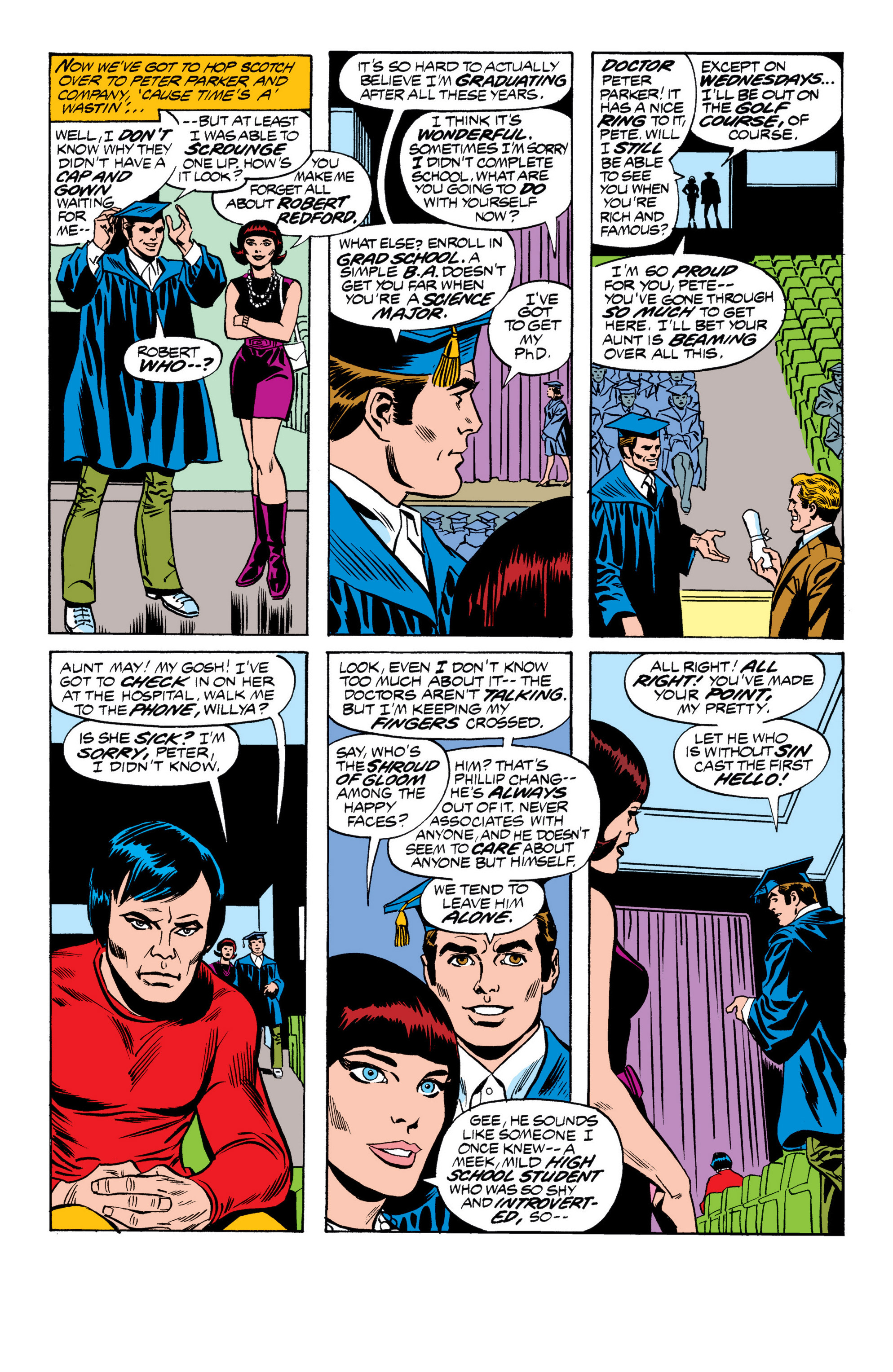 The Amazing Spider-Man (1963) 184 Page 5