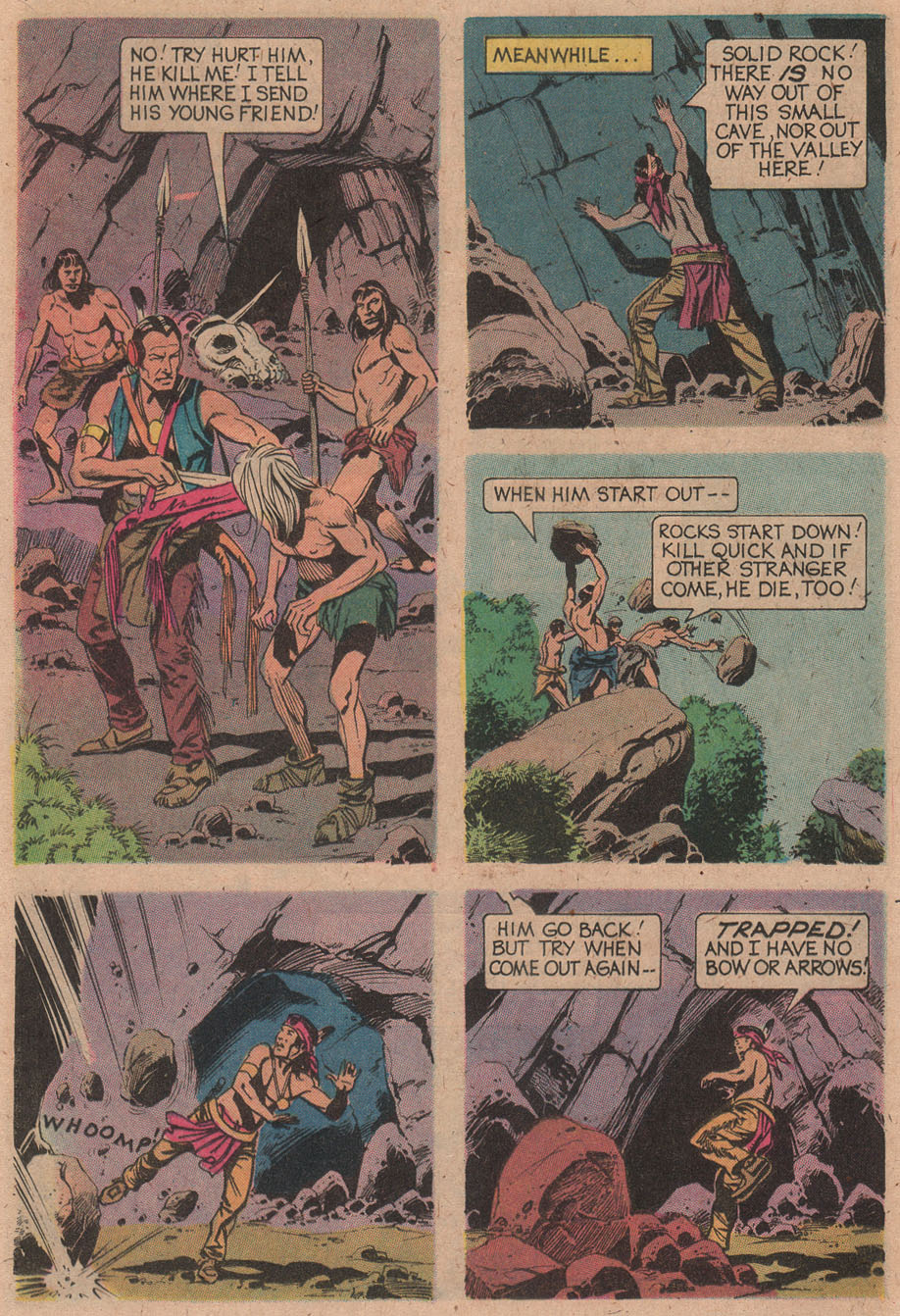 Read online Turok, Son of Stone comic -  Issue #91 - 16