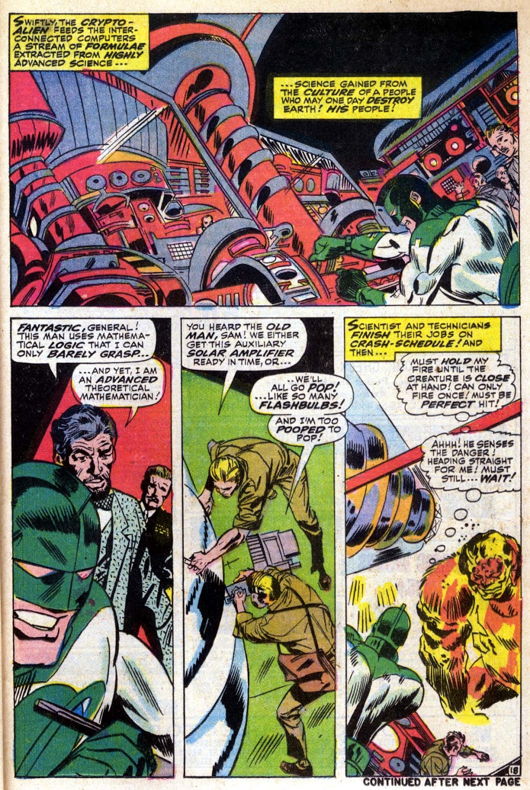 Captain Marvel (1968) Issue #6 #6 - English 19