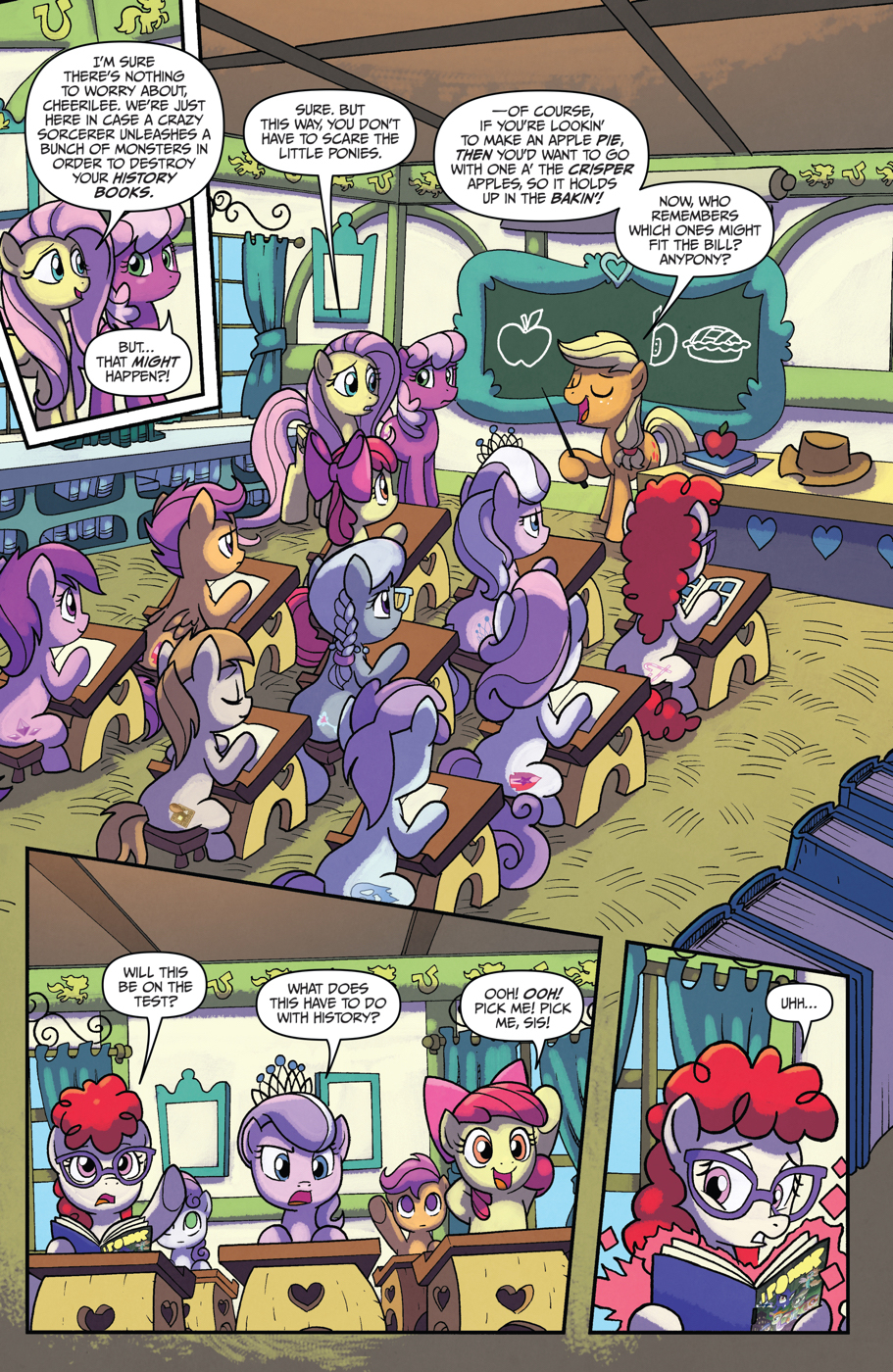 Read online My Little Pony: Friendship is Magic comic -  Issue #52 - 10