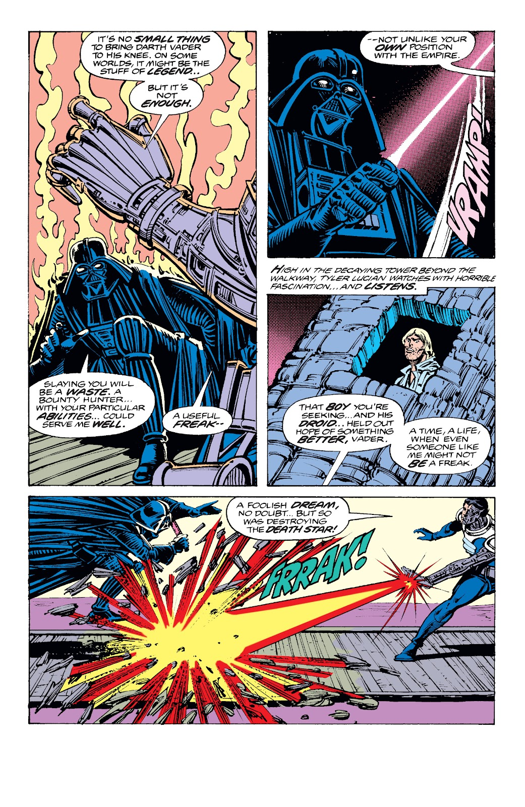 Read online Star Wars Legends: The Original Marvel Years - Epic Collection comic -  Issue # TPB 2 (Part 2) - 9