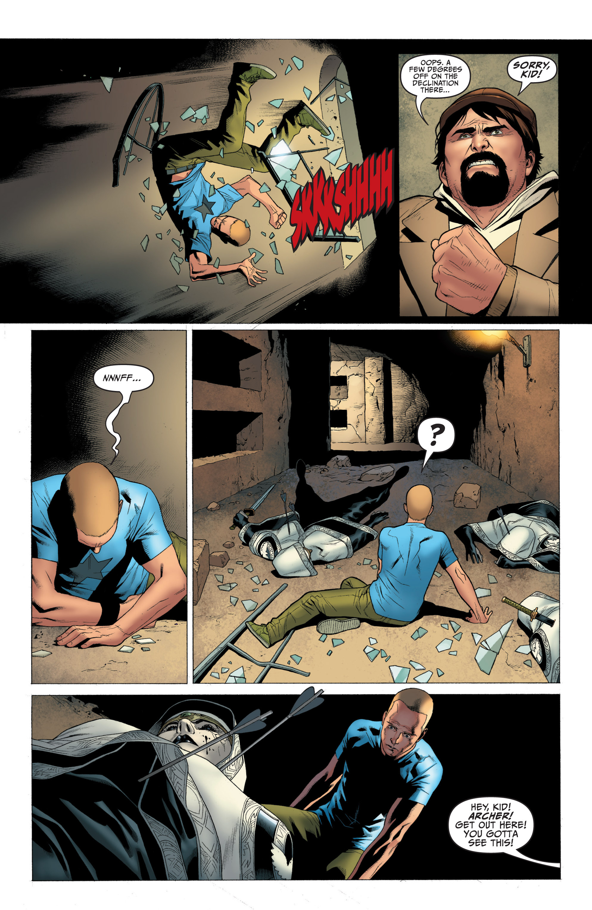 Read online Archer and Armstrong comic -  Issue #Archer and Armstrong _TPB 1 - 59