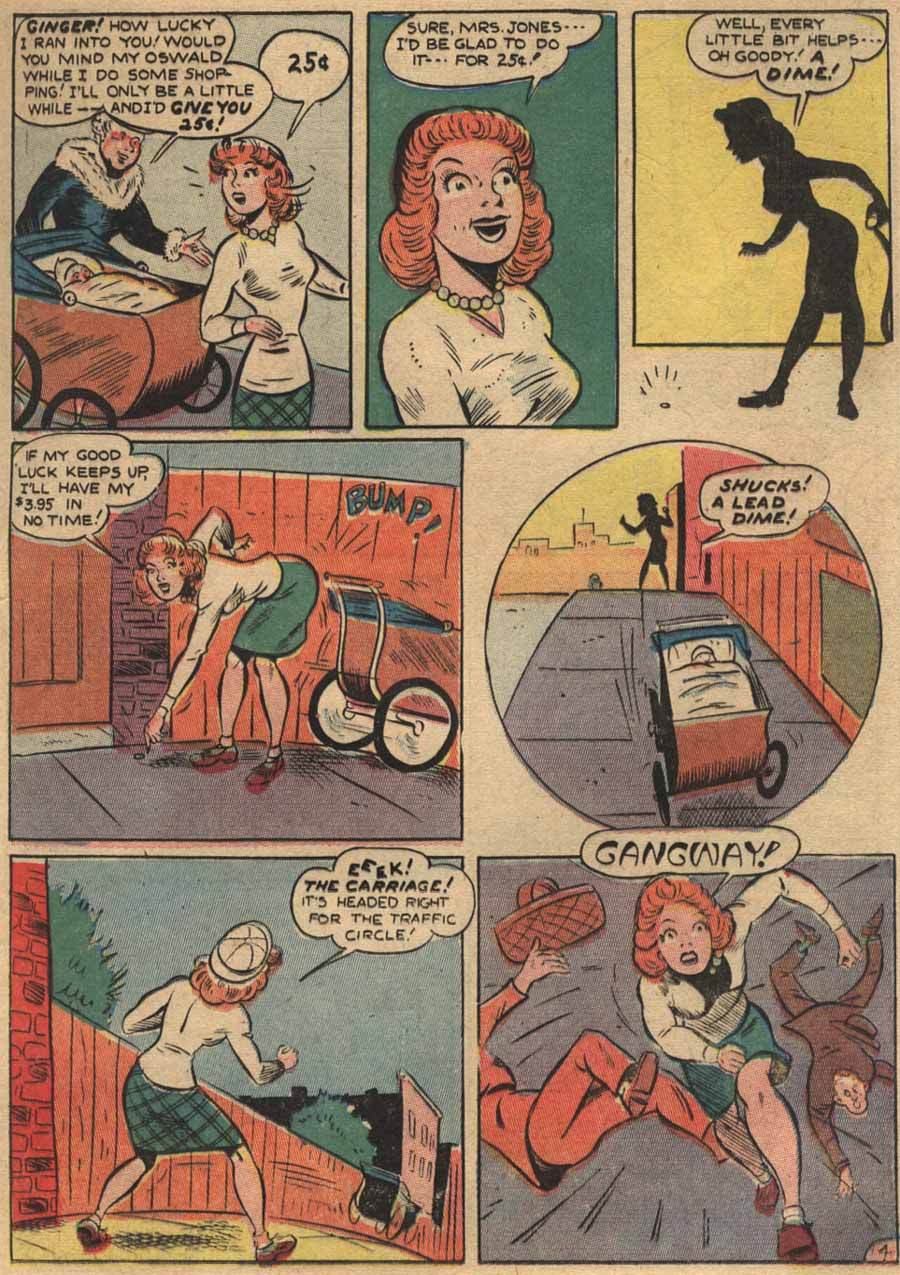 Zip Comics issue 37 - Page 25