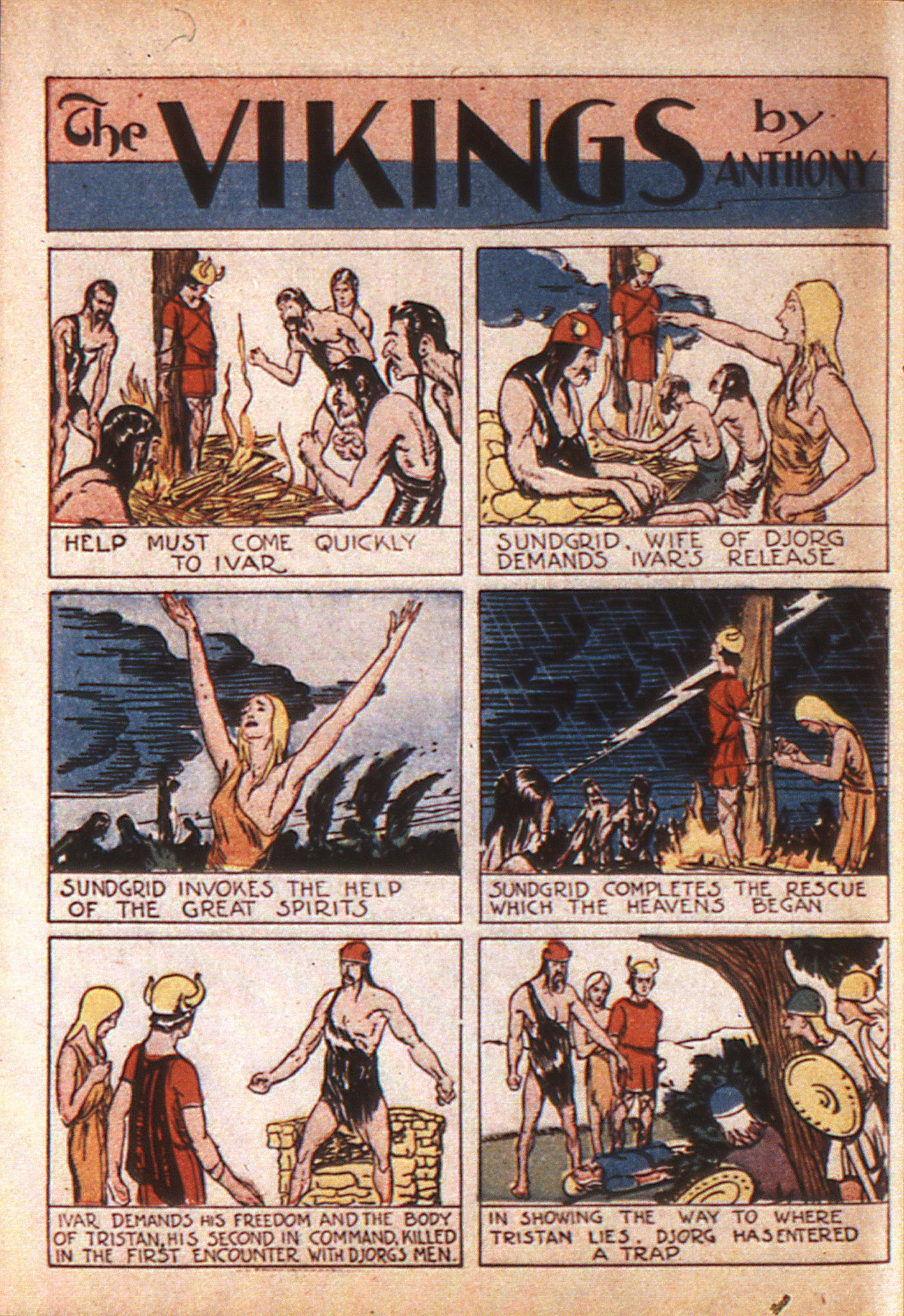 Read online Adventure Comics (1938) comic -  Issue #8 - 59