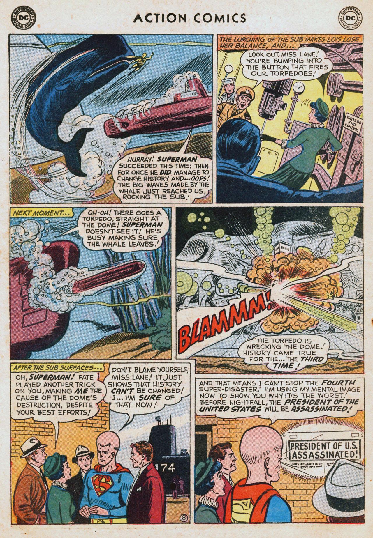 Action Comics (1938) 256 Page 9