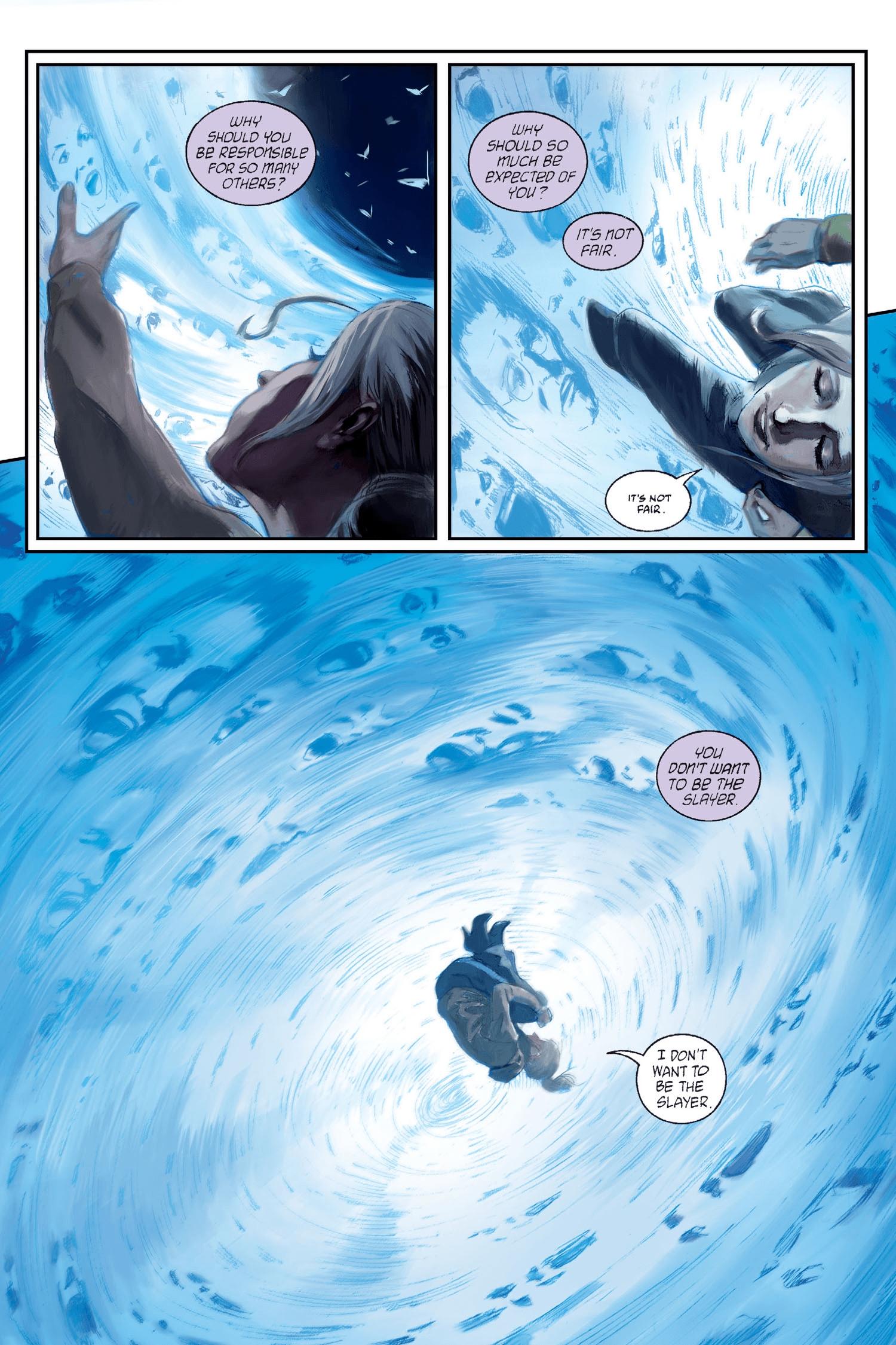 Read online Buffy the Vampire Slayer: Omnibus comic -  Issue # TPB 2 - 99