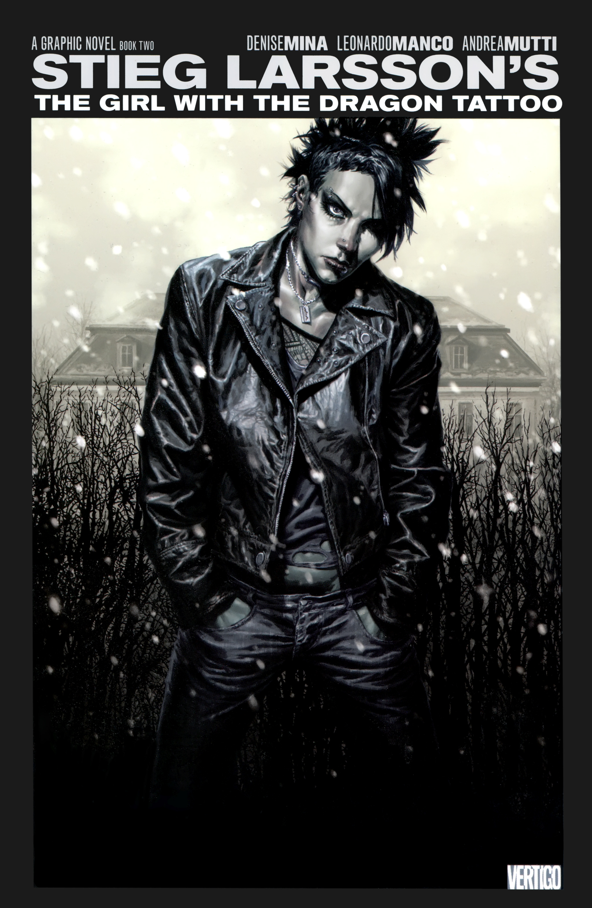 Read online The Girl With the Dragon Tattoo comic -  Issue # TPB 2 - 1