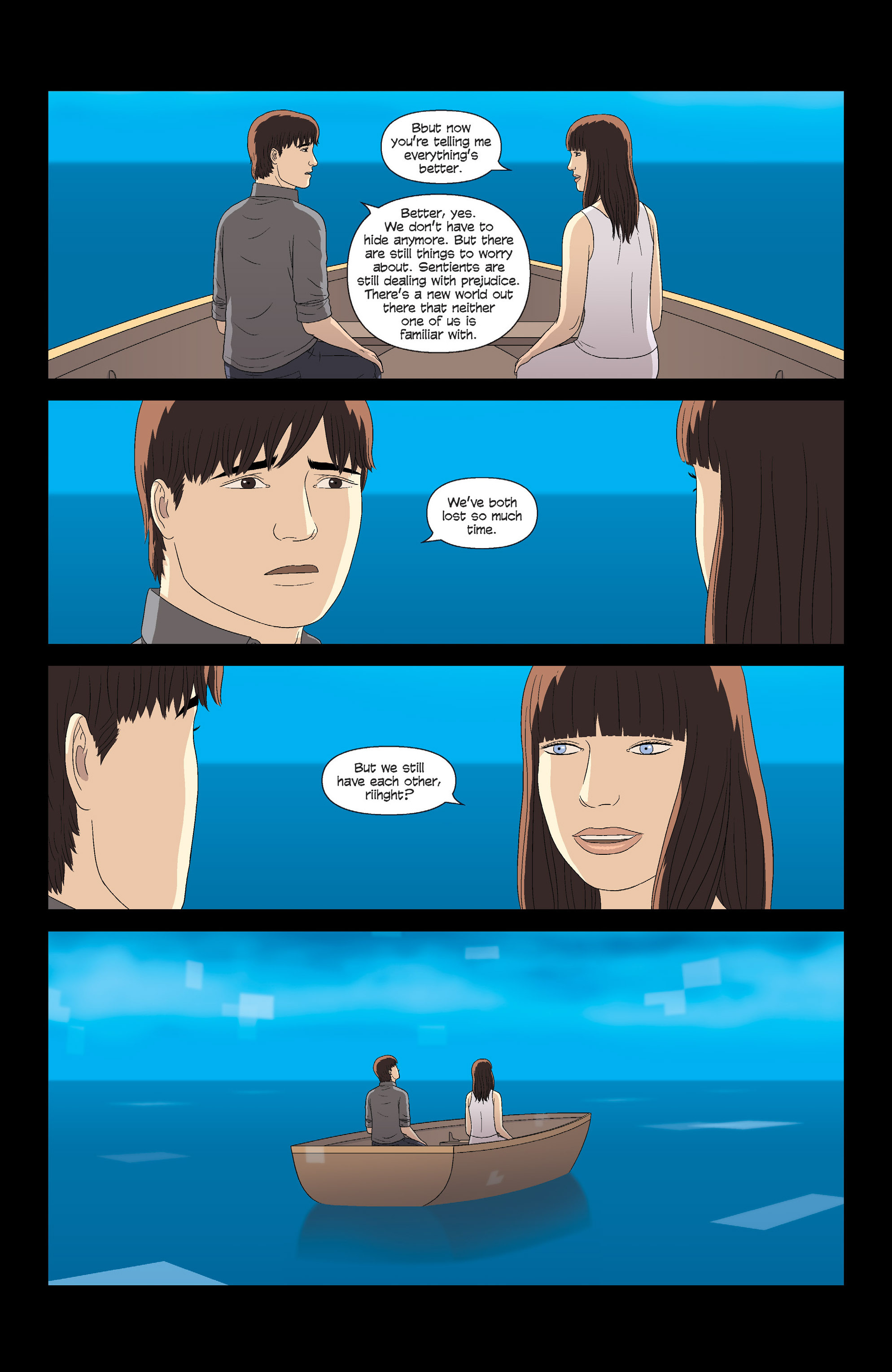 Read online Alex   Ada comic -  Issue # _TPB 3 - 130