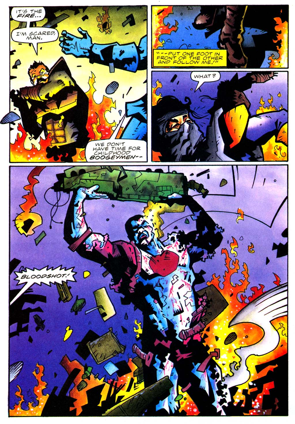 Read online Secret Weapons comic -  Issue #21 - 5