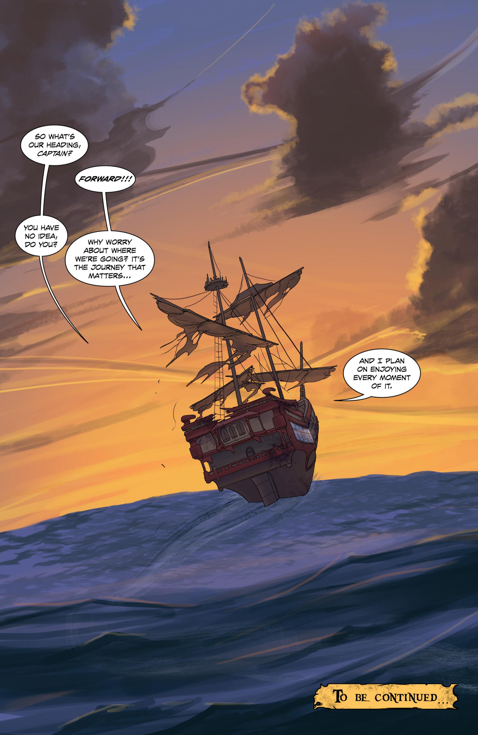 Read online Anne Bonnie comic -  Issue #3 - 28