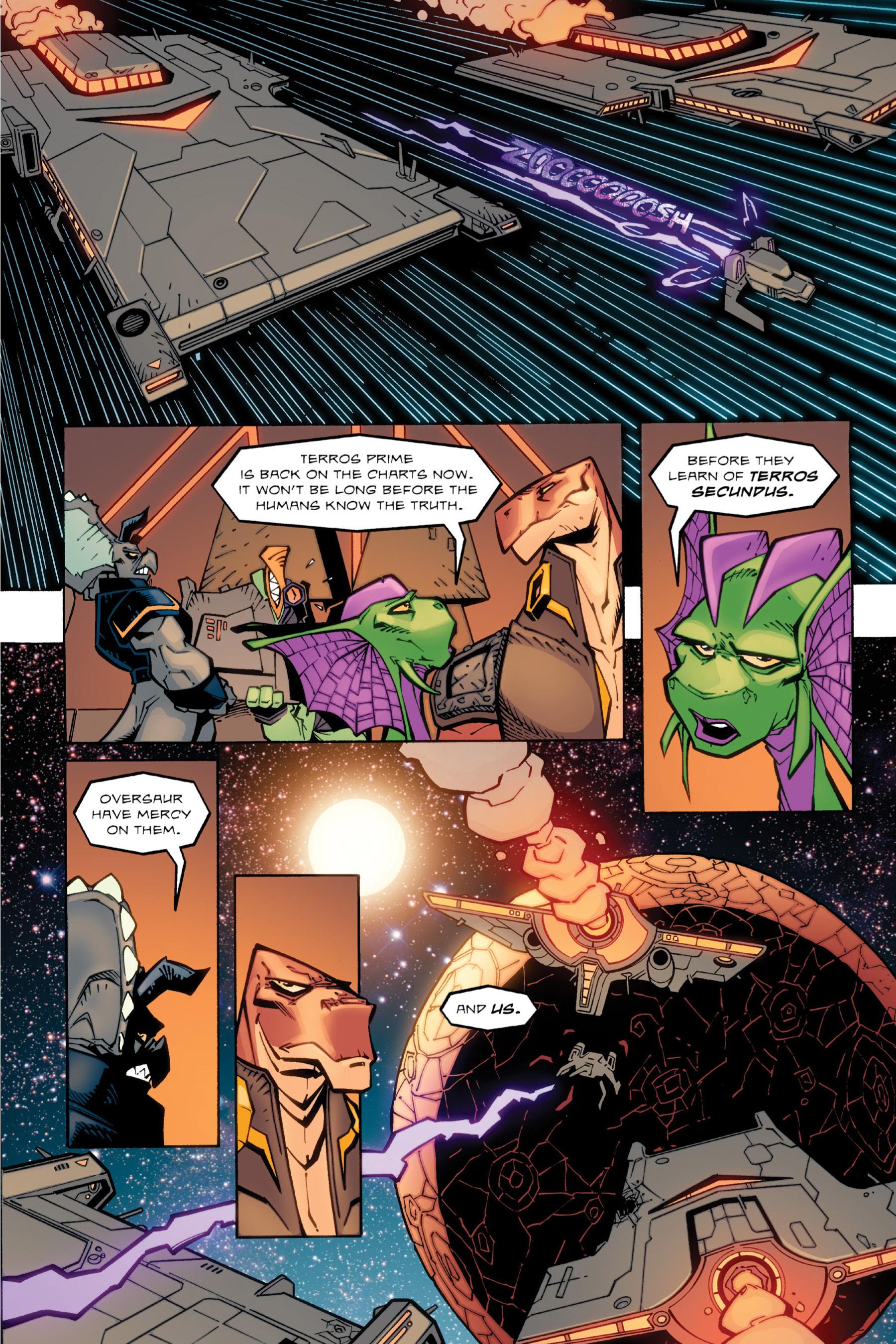 Read online Rexodus comic -  Issue # Full - 107
