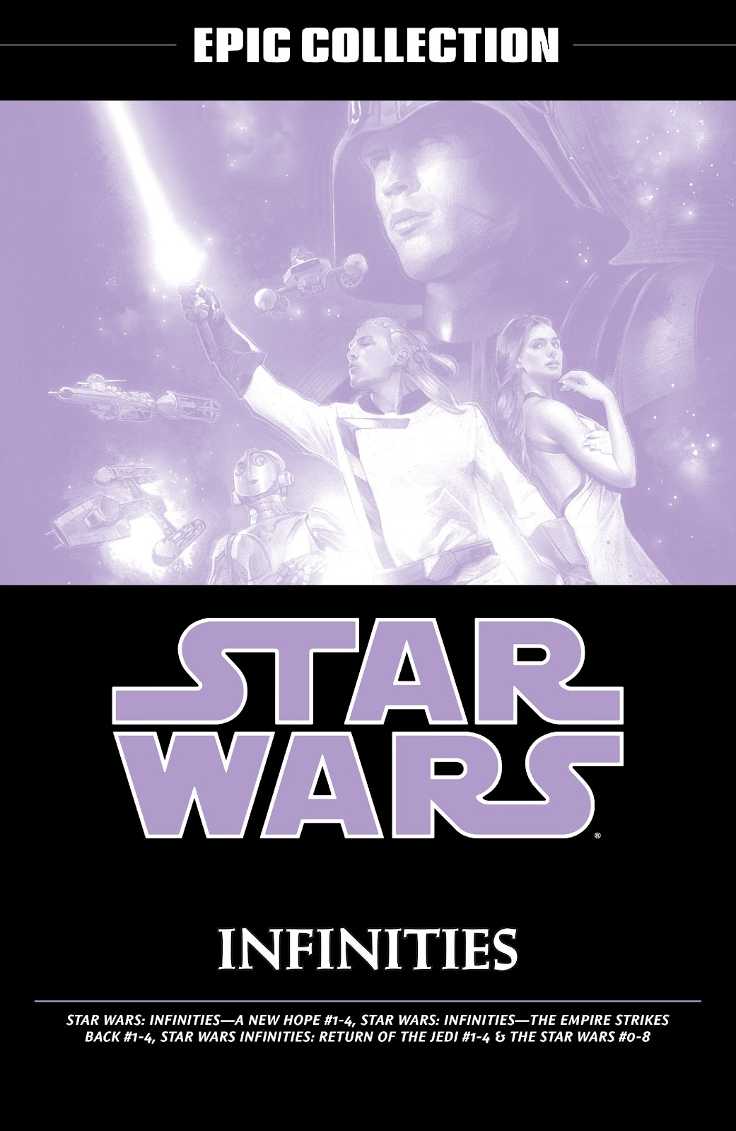 Read online Star Wars Legends: Infinities - Epic Collection comic -  Issue # TPB (Part 1) - 2