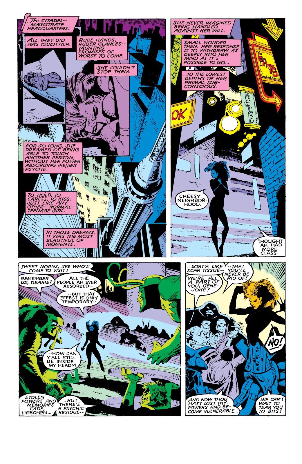 Uncanny X-Men (1963) issue 236 - Page 16