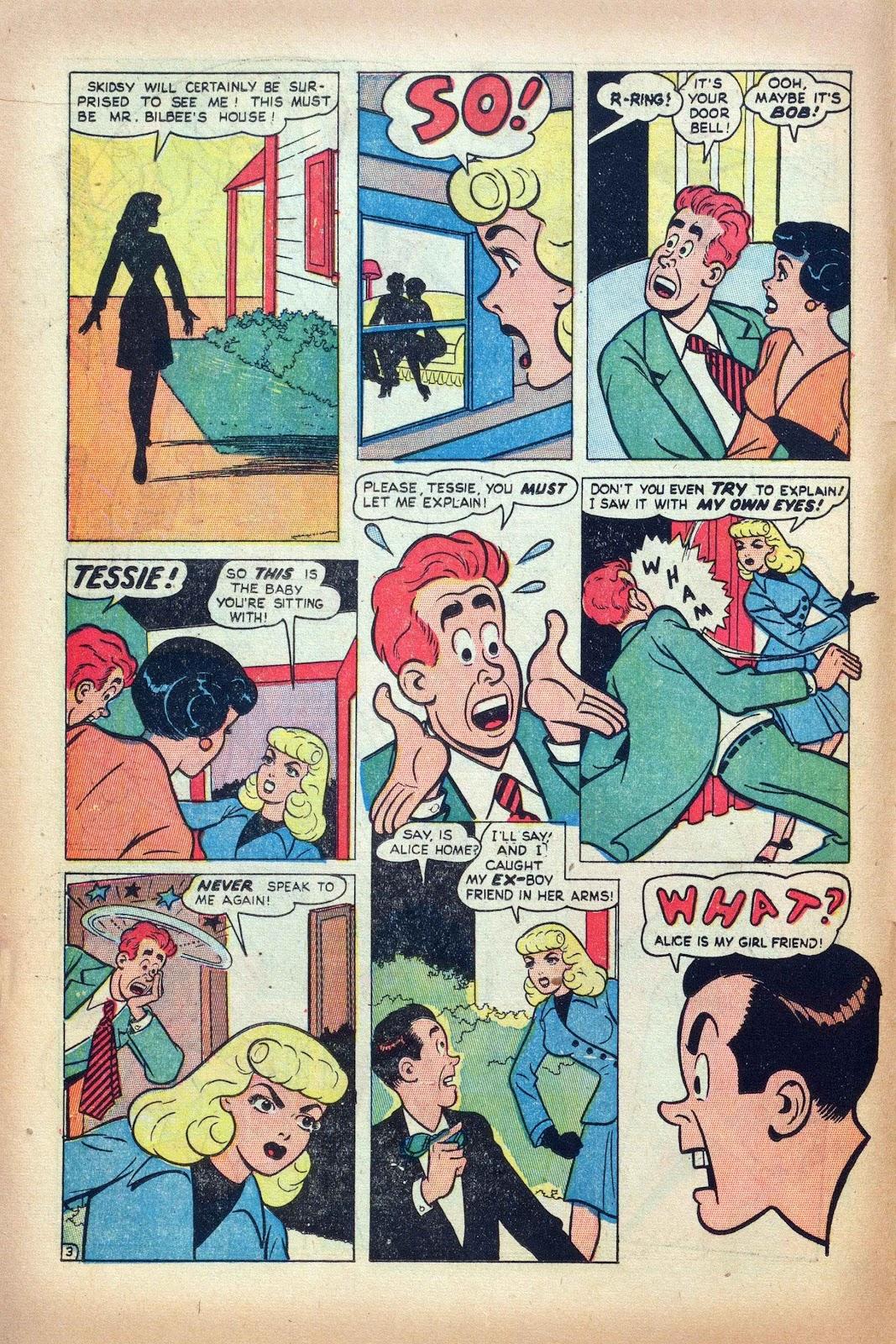 Tessie the Typist issue 16 - Page 18