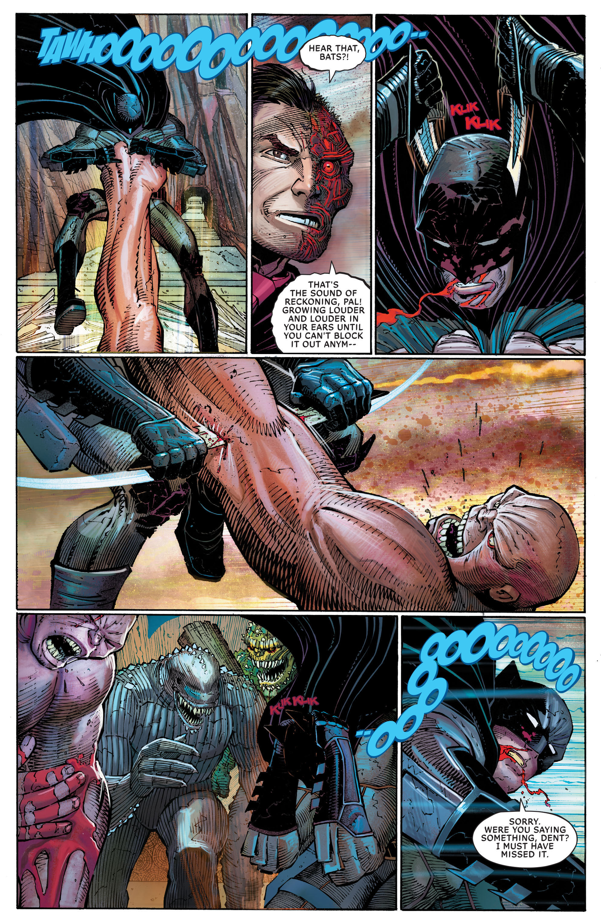 Read online All-Star Batman comic -  Issue #2 - 10