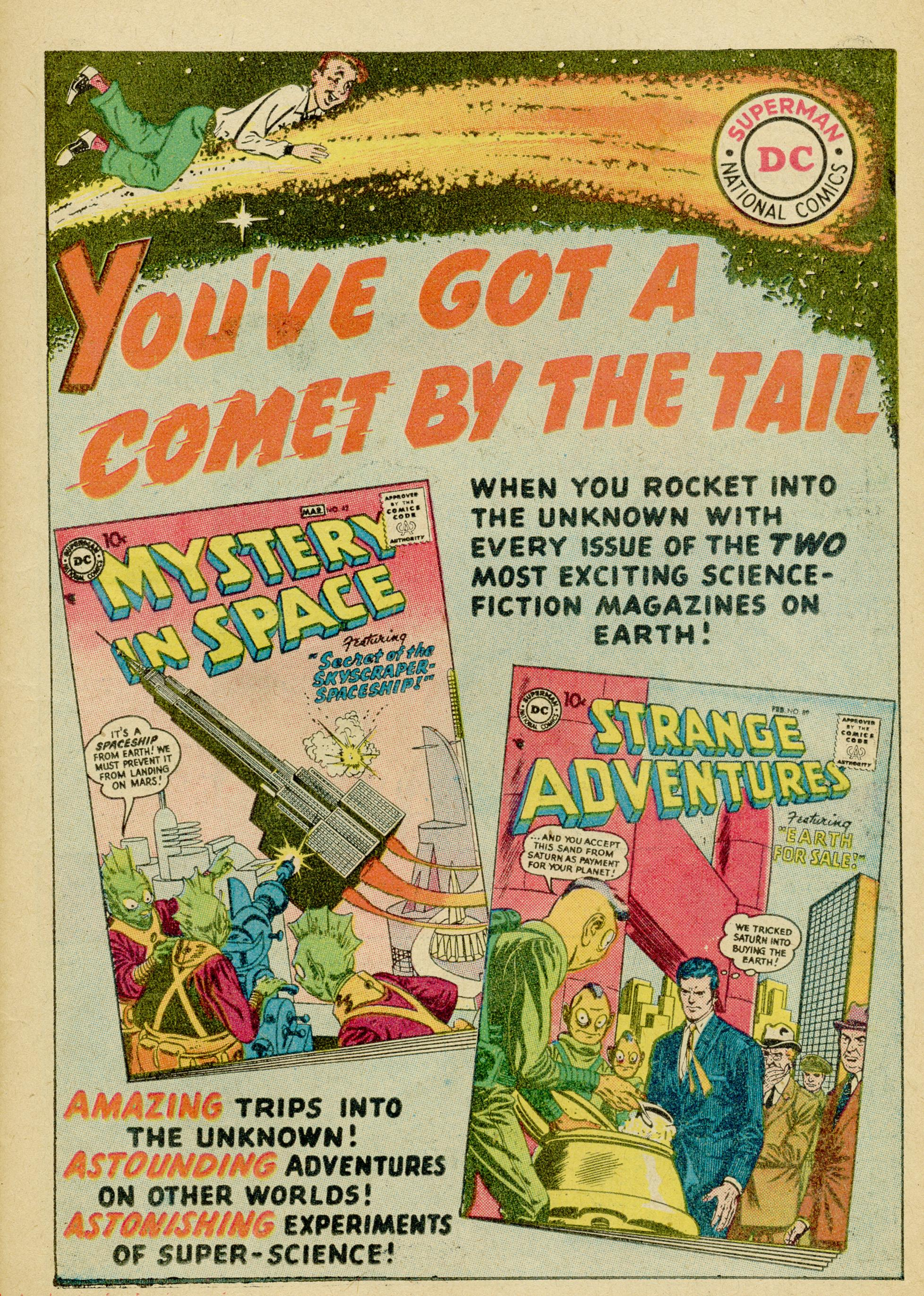 Read online Adventure Comics (1938) comic -  Issue #245 - 15