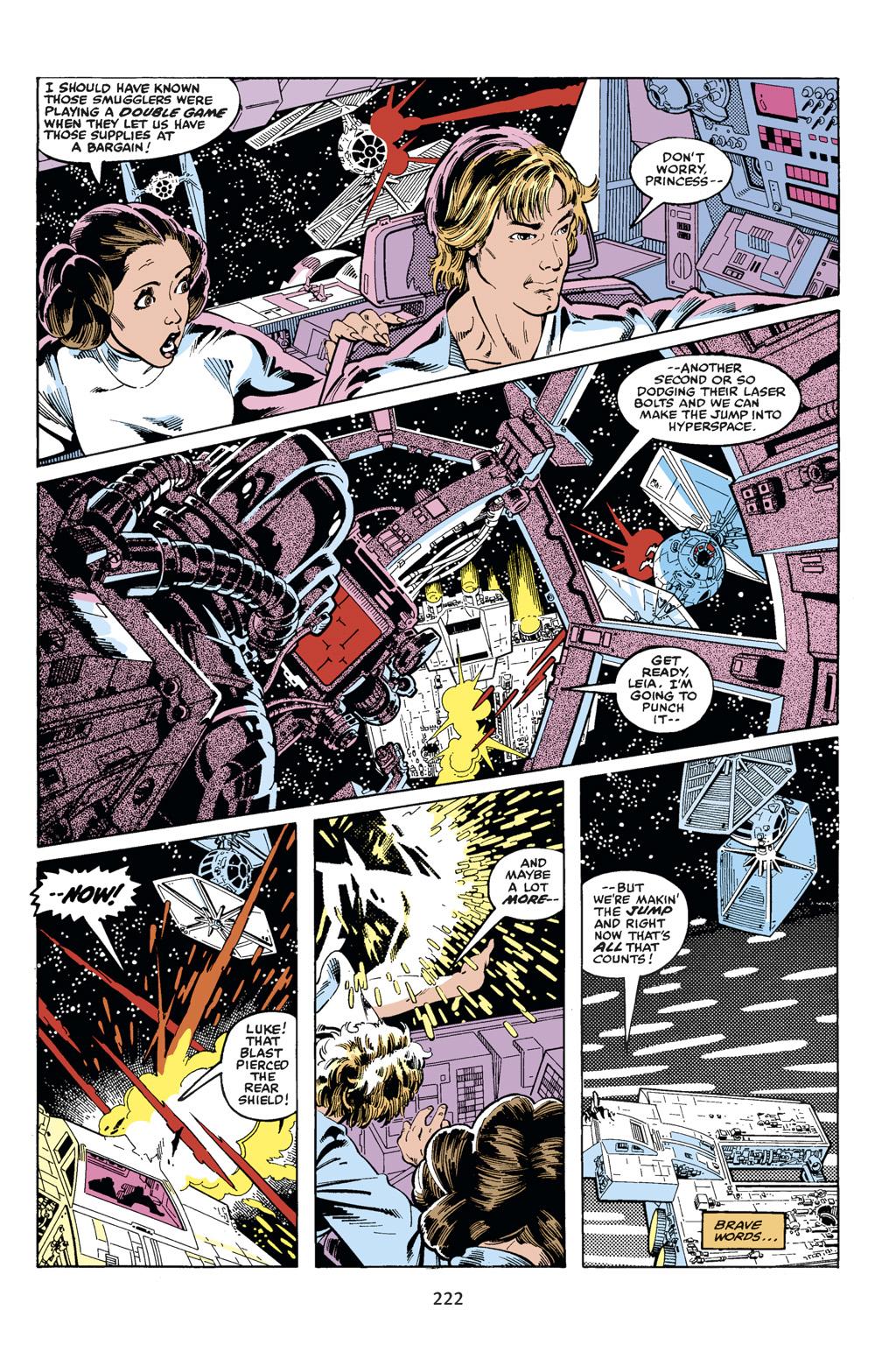 Read online Star Wars Omnibus comic -  Issue # Vol. 14 - 220